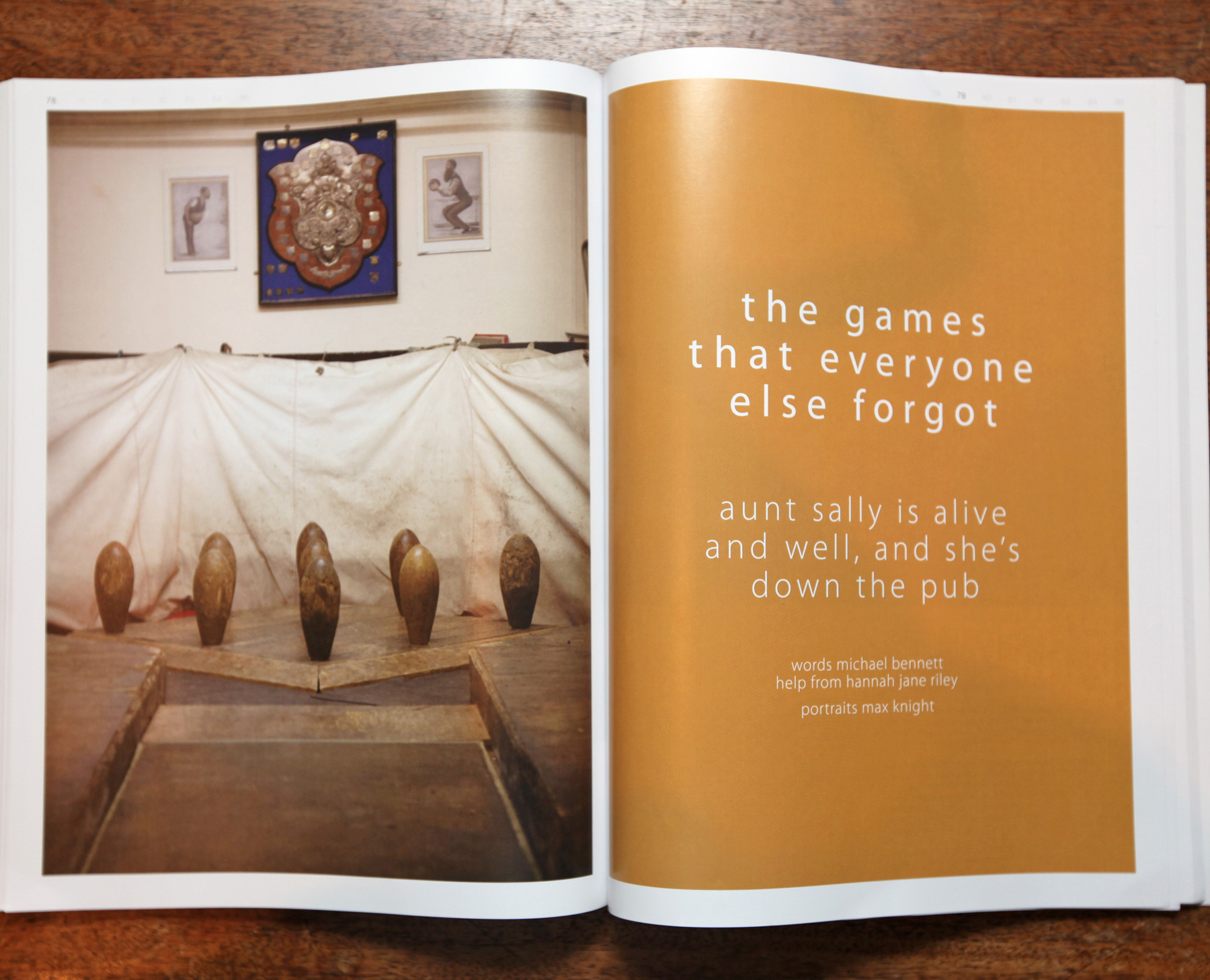 Dying Pub Games  Oh Comely Magazine