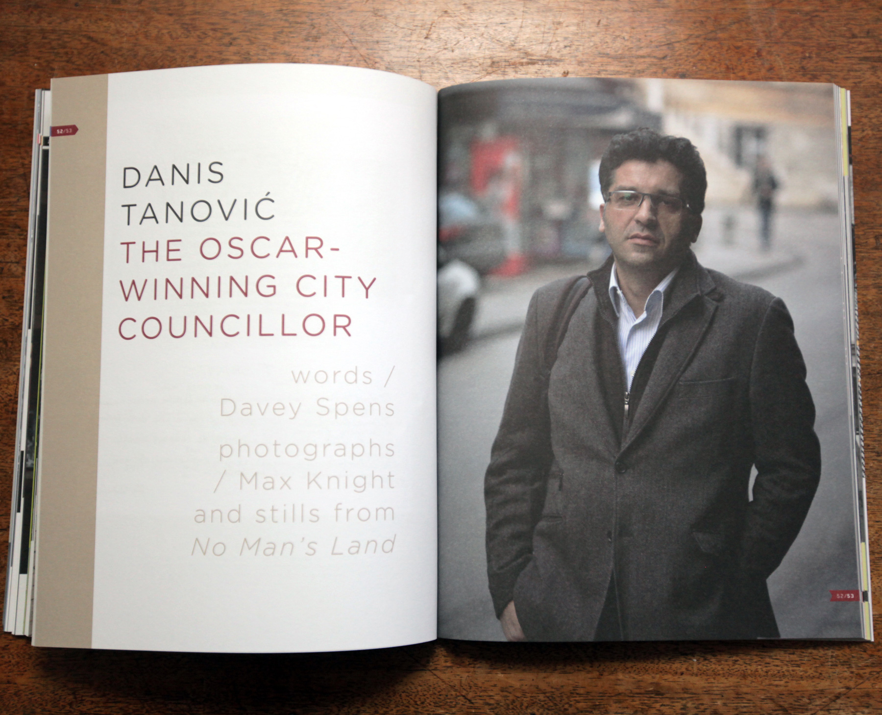 Danis Tanovic  BOAT Magazine