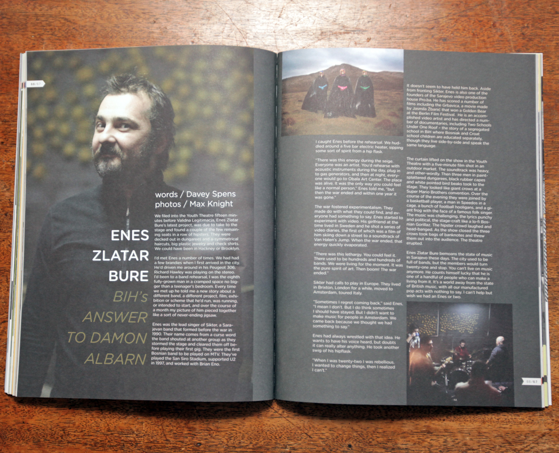 Enes Zlatarbure  BOAT Magazine
