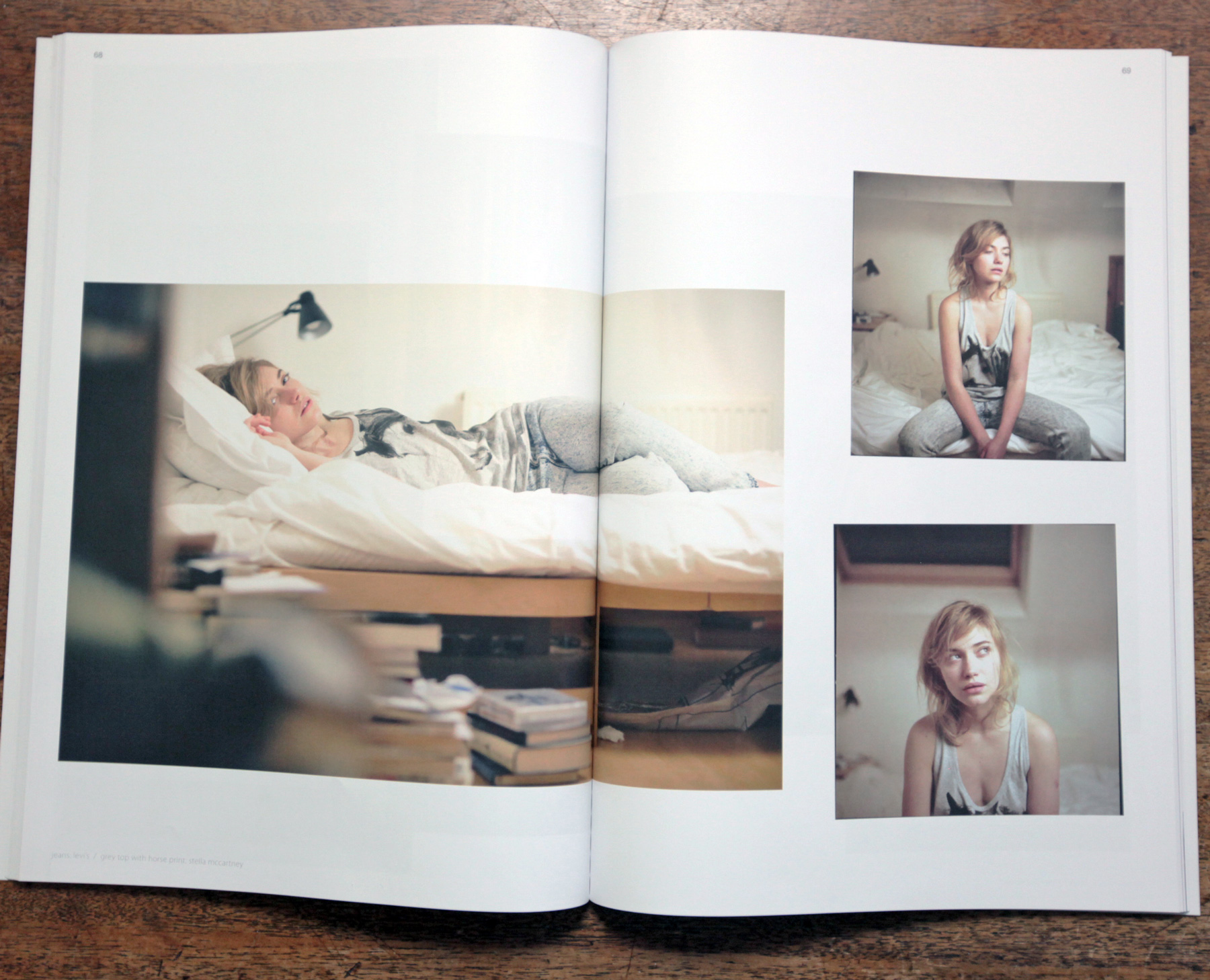 Imogen Poots  Oh Comely Magazine