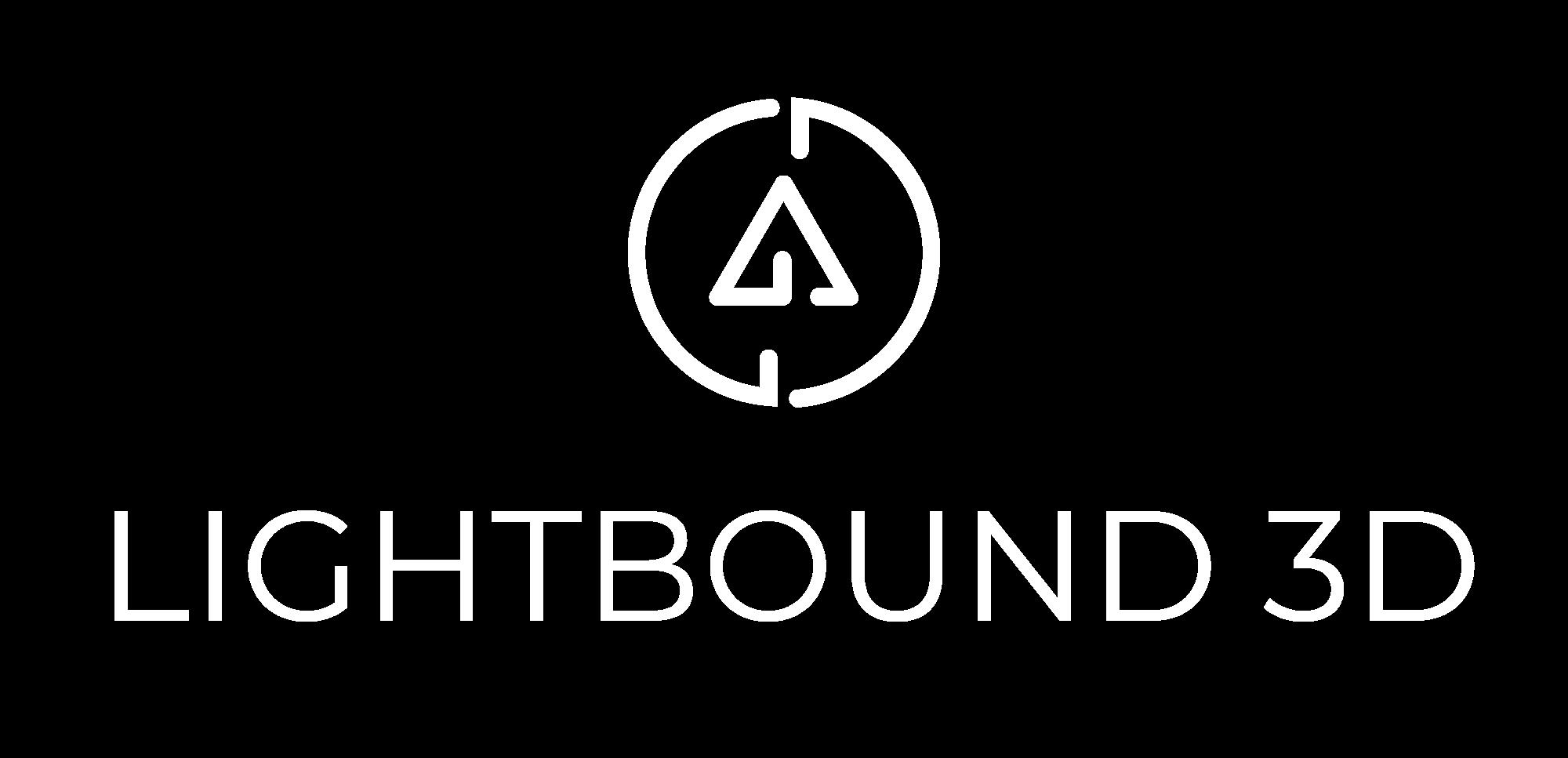 Lightbound 3D Logo