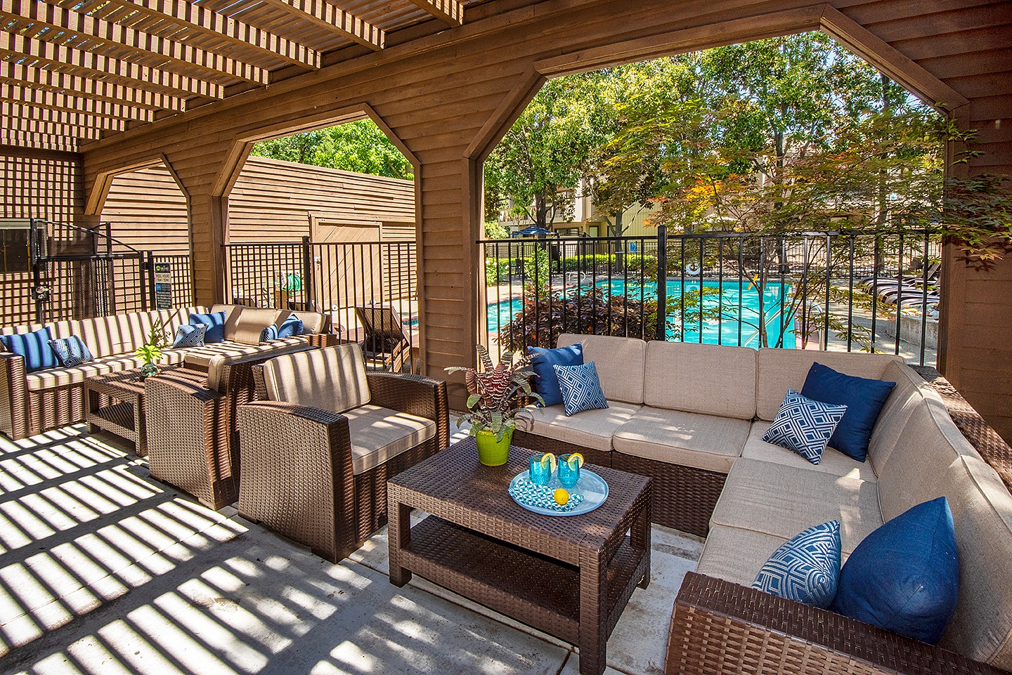 Pool Side Loung - The Orchard