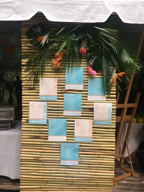 Bamboo Wall (qty: 1)