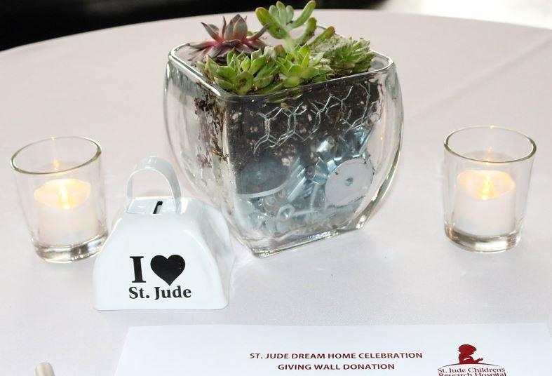 Small Square Vases (qty: 12)