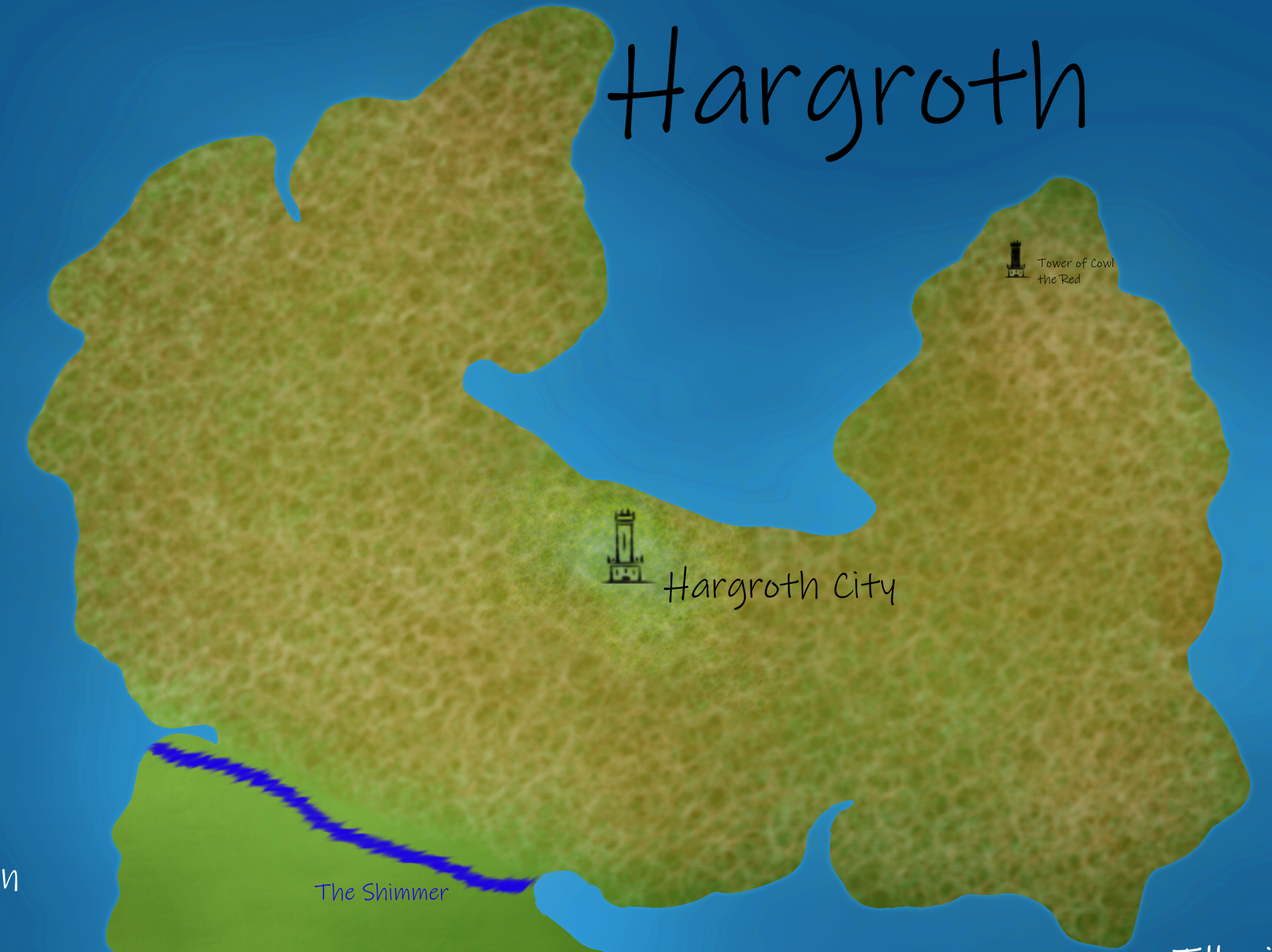 Facts about Hargroth!