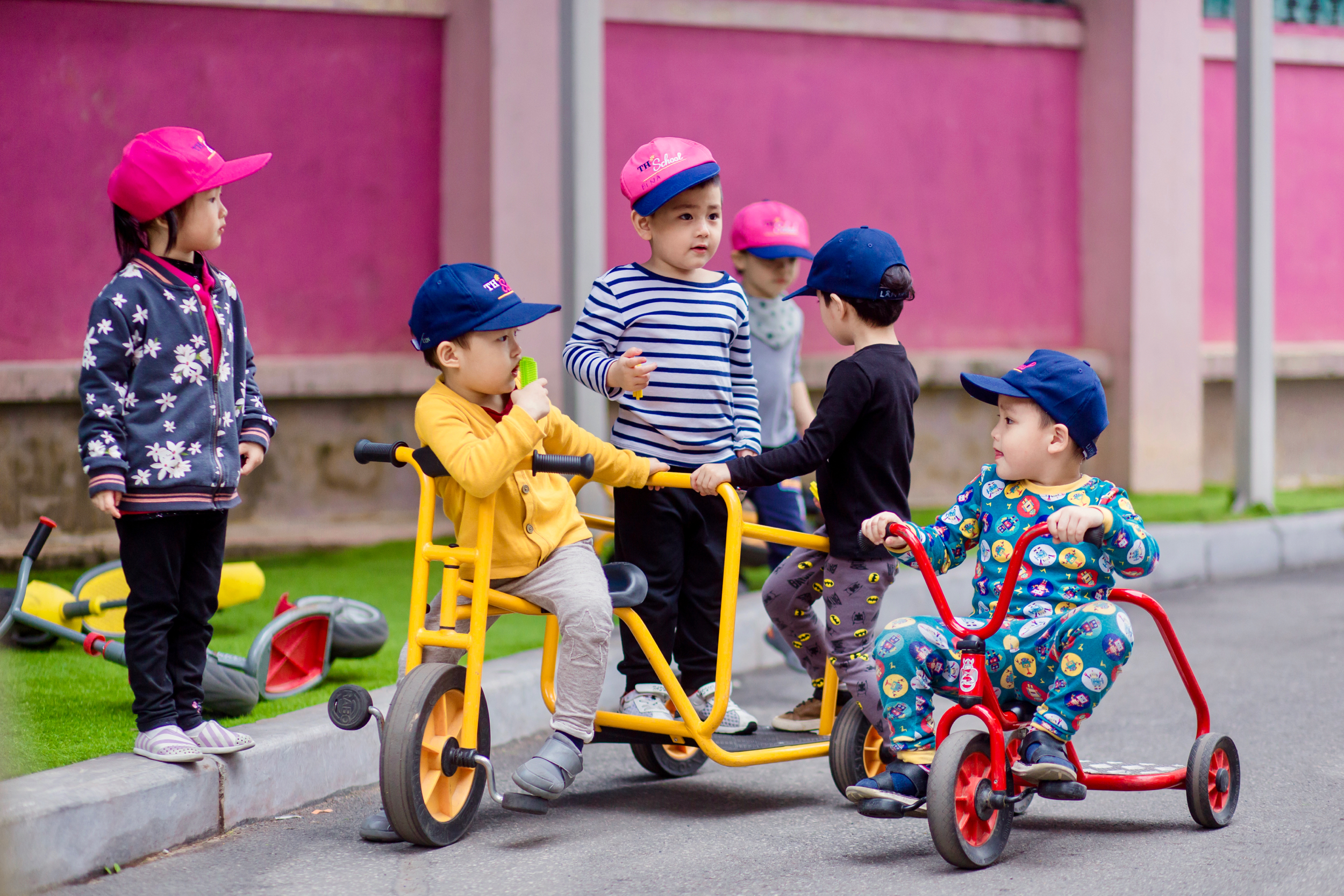 KG playground tricycles.jpg
