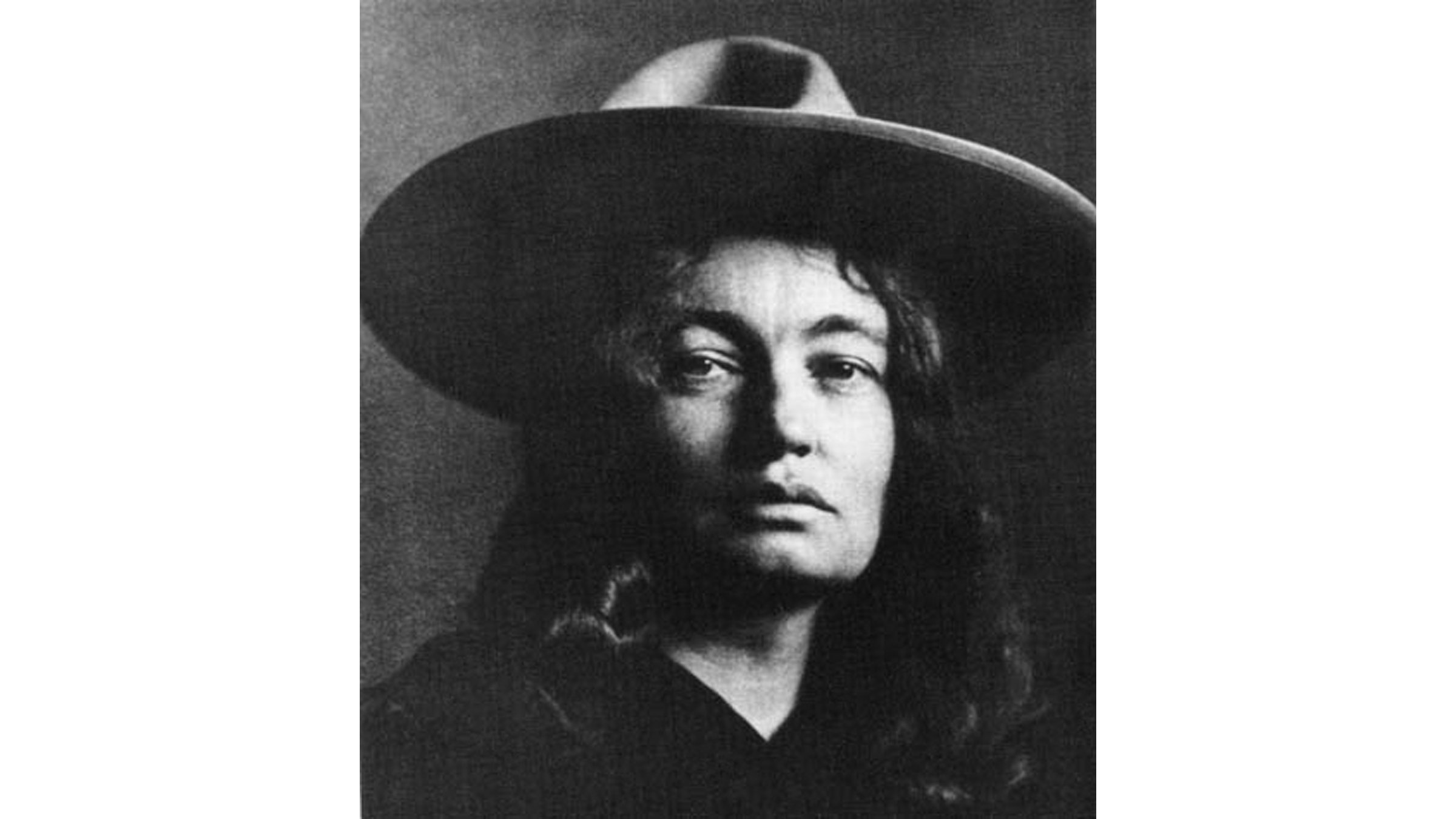 Mary Austin, author of  Land of Little Rain