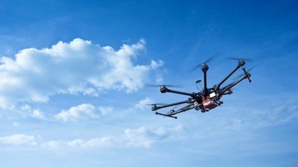 The Case for Drones in Real Estate -