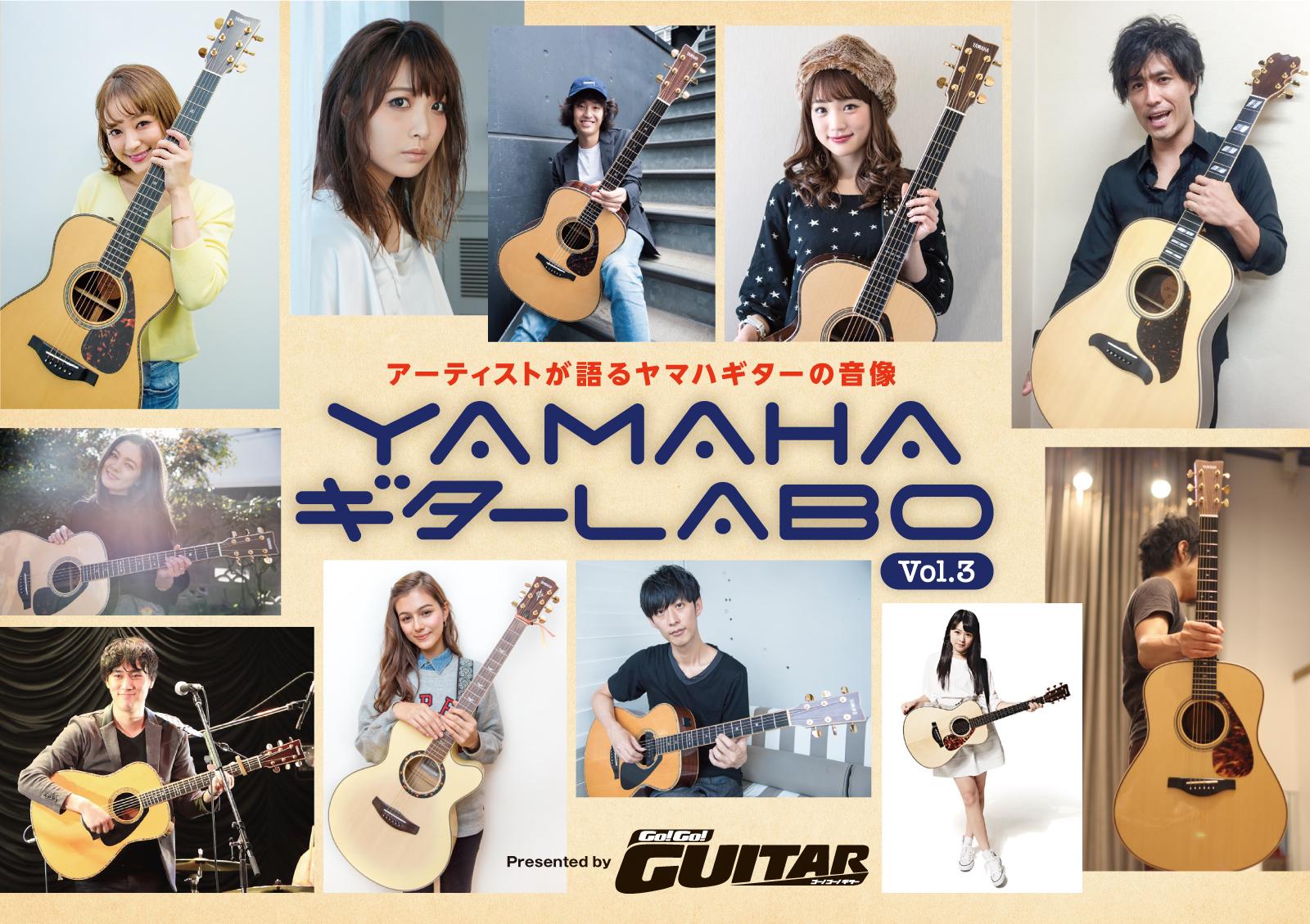 pamphlet  |  YamahaギターLABO