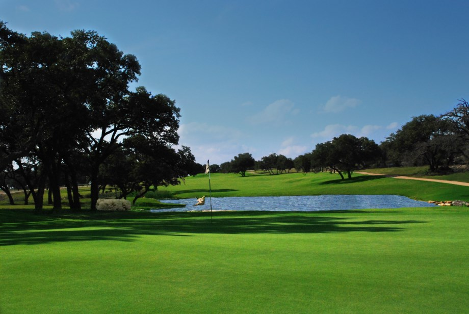 Valeer Creek  Golf Course is a wonderful course 15 minutes from Blanco Valley Lodge. The hill country is home to many beautiful golf courses.  Nearby options also include  Quicksand  in Wimberley or  River Crossing  in Spring Branch.