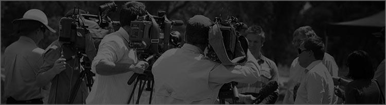 Media training -