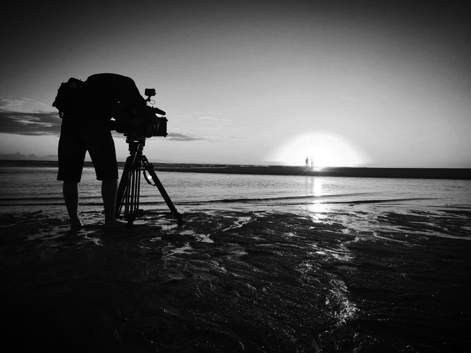 Freelance cameraman -