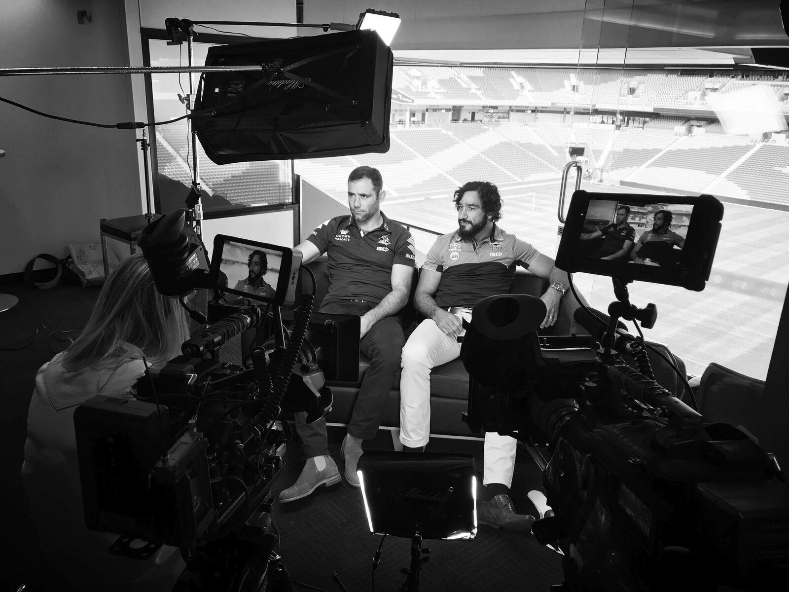 Editing & crew -