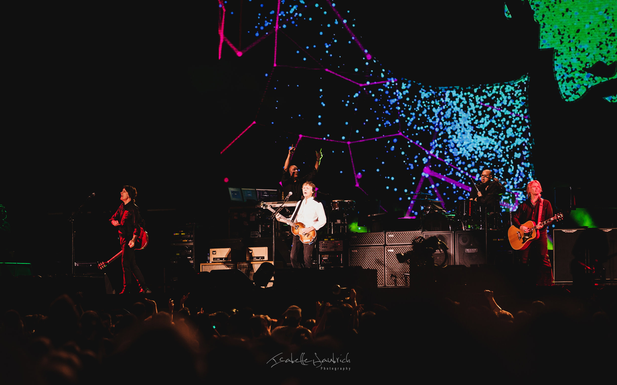 Paul McCartney - Dec 2017.