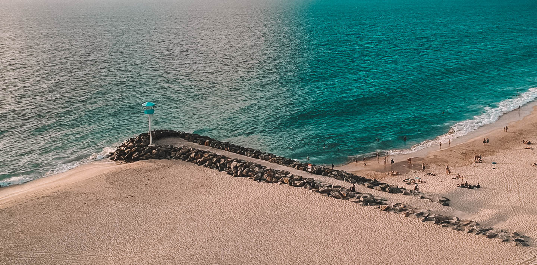 Drone DJI Spark - City Beach, Western Australia
