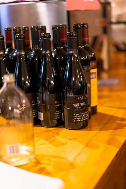 Yalumba Wines lined up.jpg