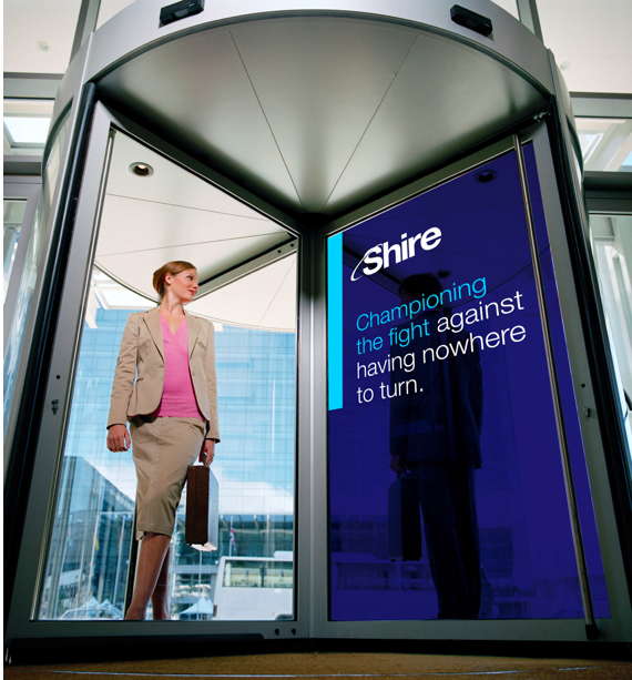 Ambient: Inside Shire's own offices