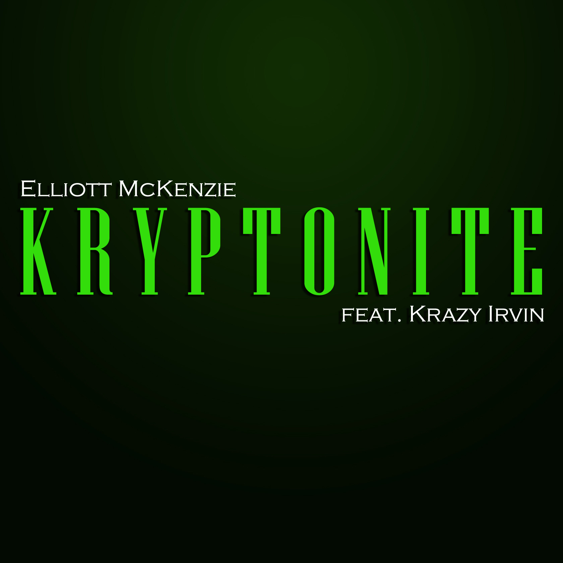 "KRYPTONITE - Click below to purchase Elliott's single ""Kryptonite"" on itunes! It is also available in the Google Play Store, on Spotify, and everywhere digital music is sold!"