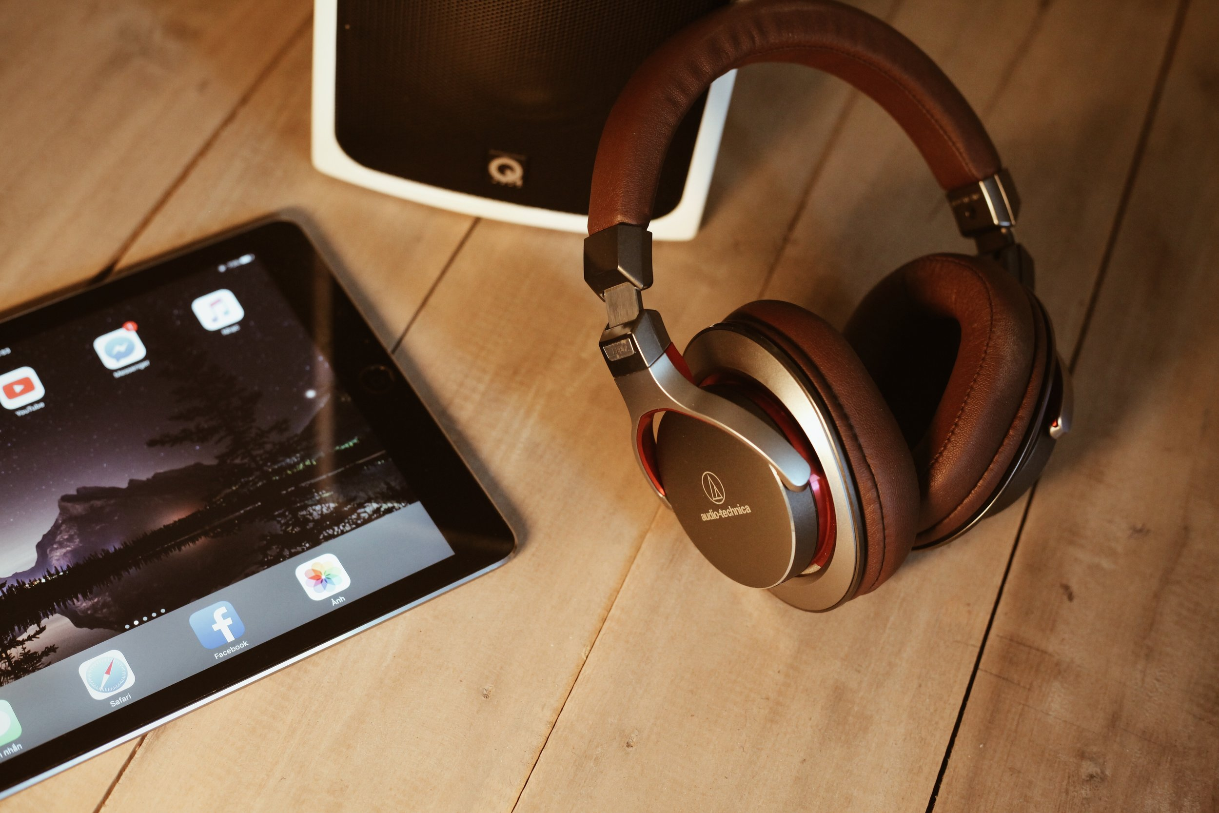 meditation-recording-equipment