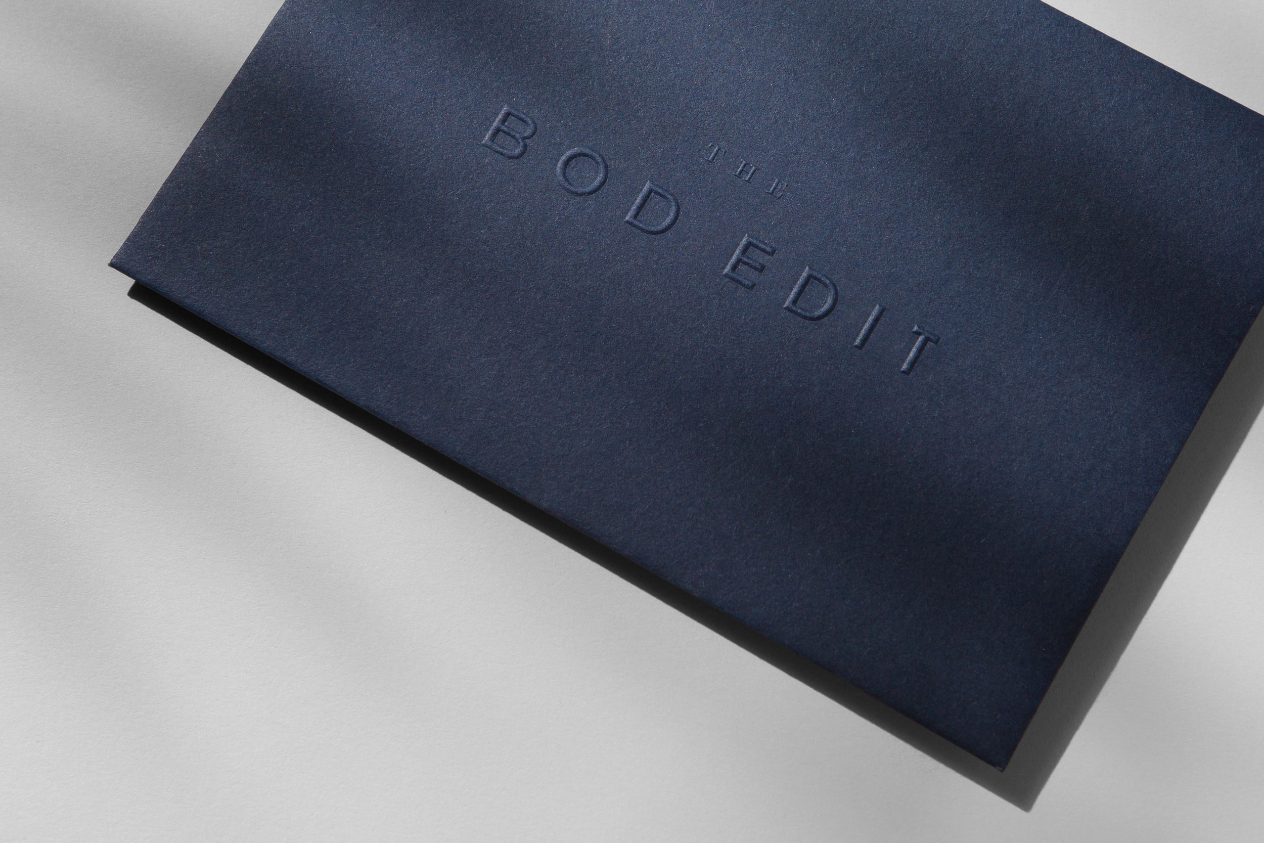 The Bod Edit - Graphic Design by Neverland Studio