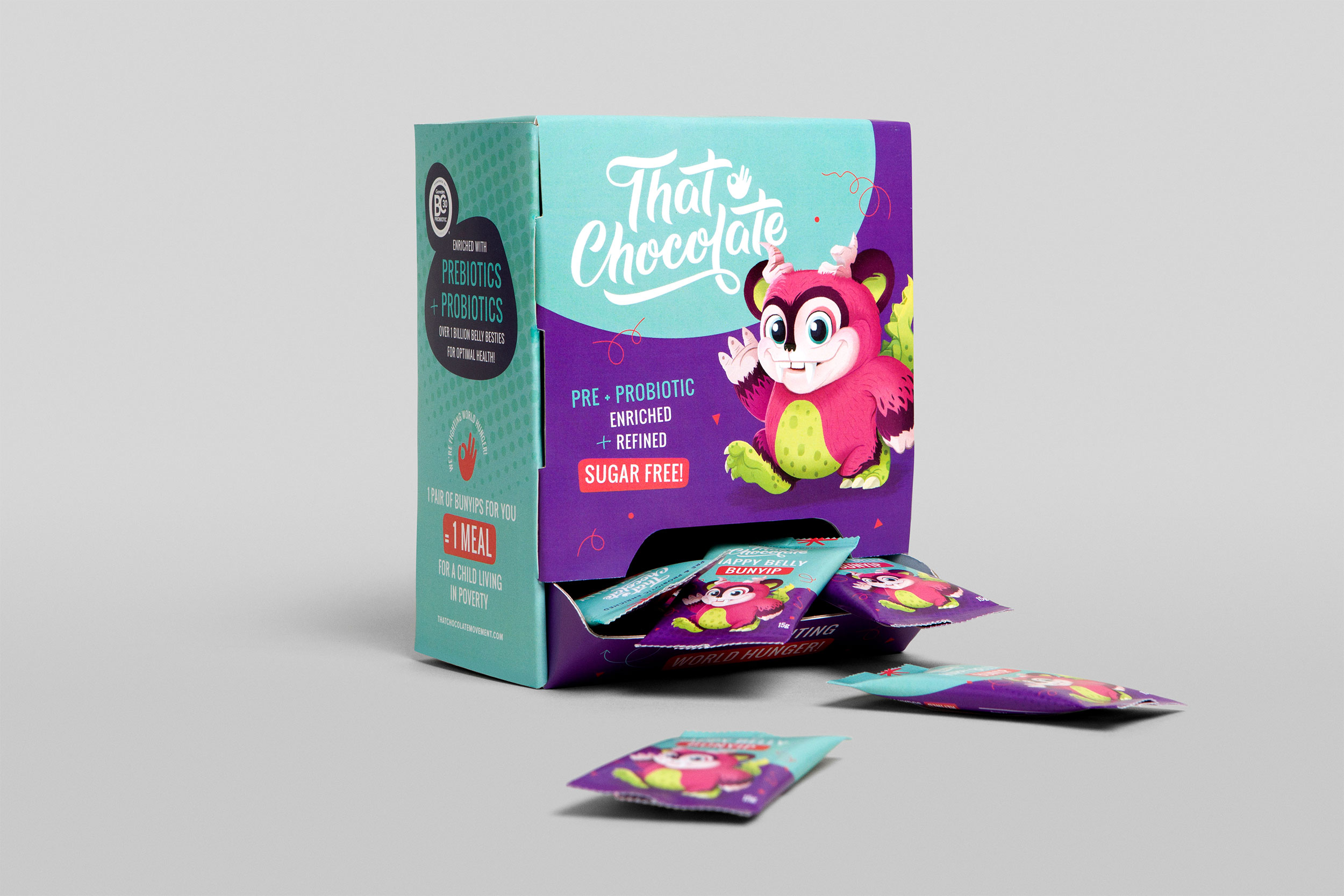 That Chocolate - Graphic Design by Neverland Studio