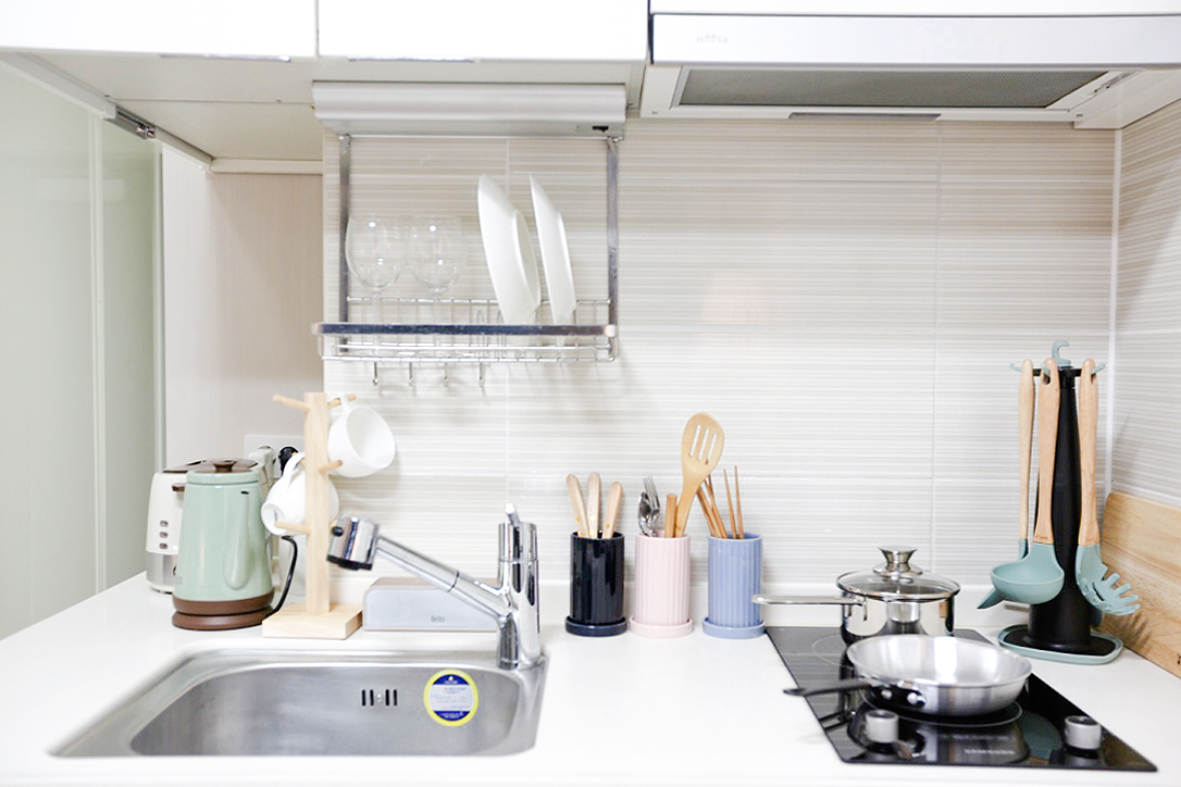 Full Kitchenware for cooking
