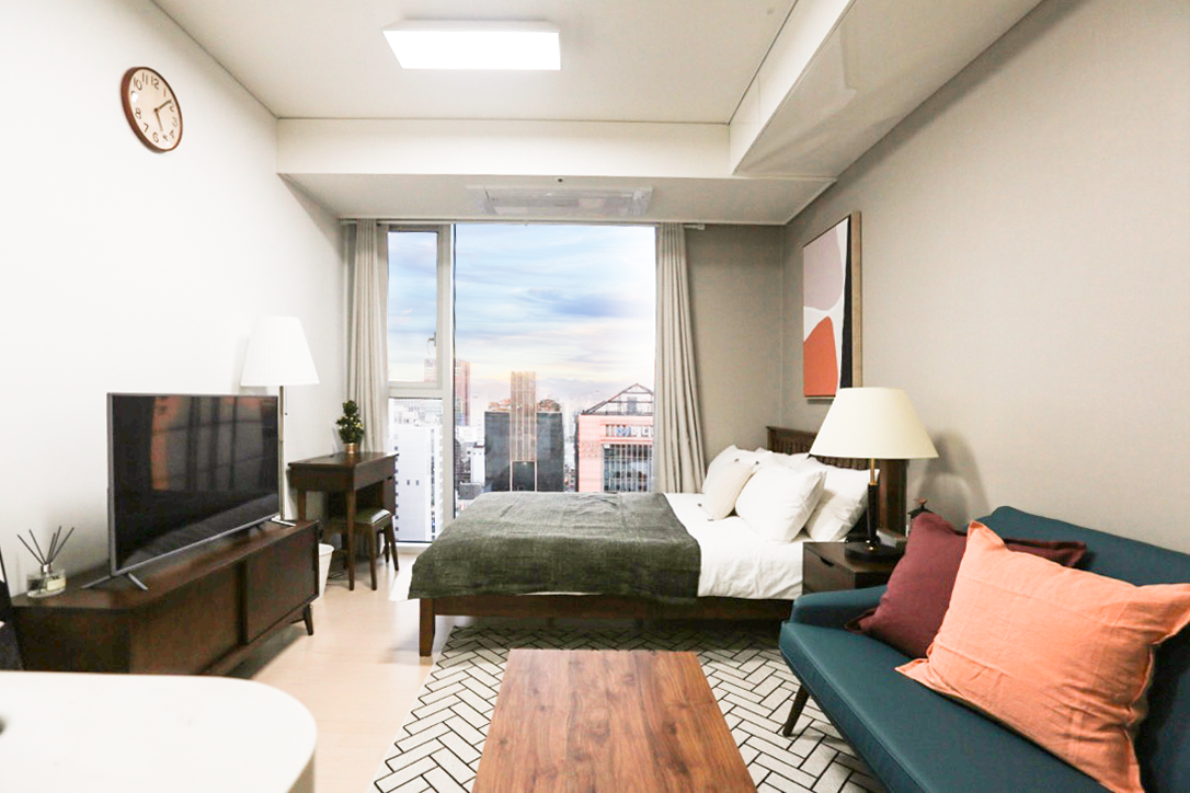 MIKE HOMES - We are here to assist you. Please book now and enjoy center of Seoul with comfortable suite and premium service!