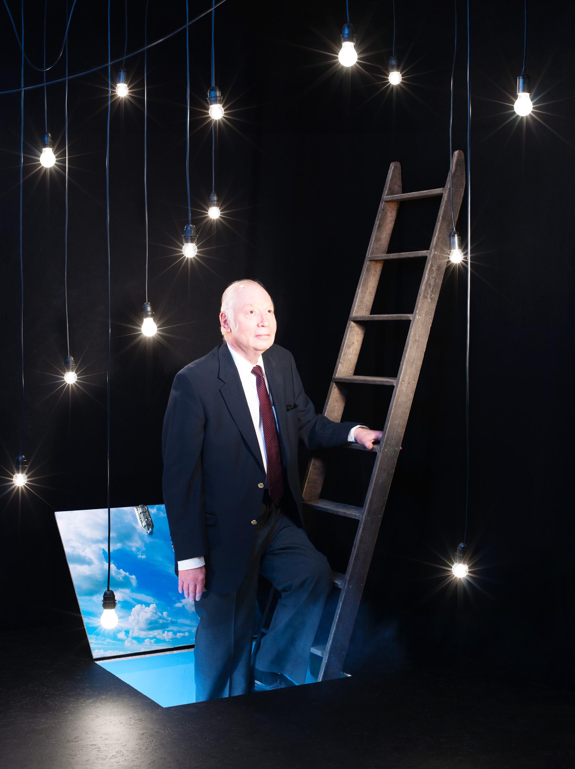 Steven Weinberg - SonntagsZeitung