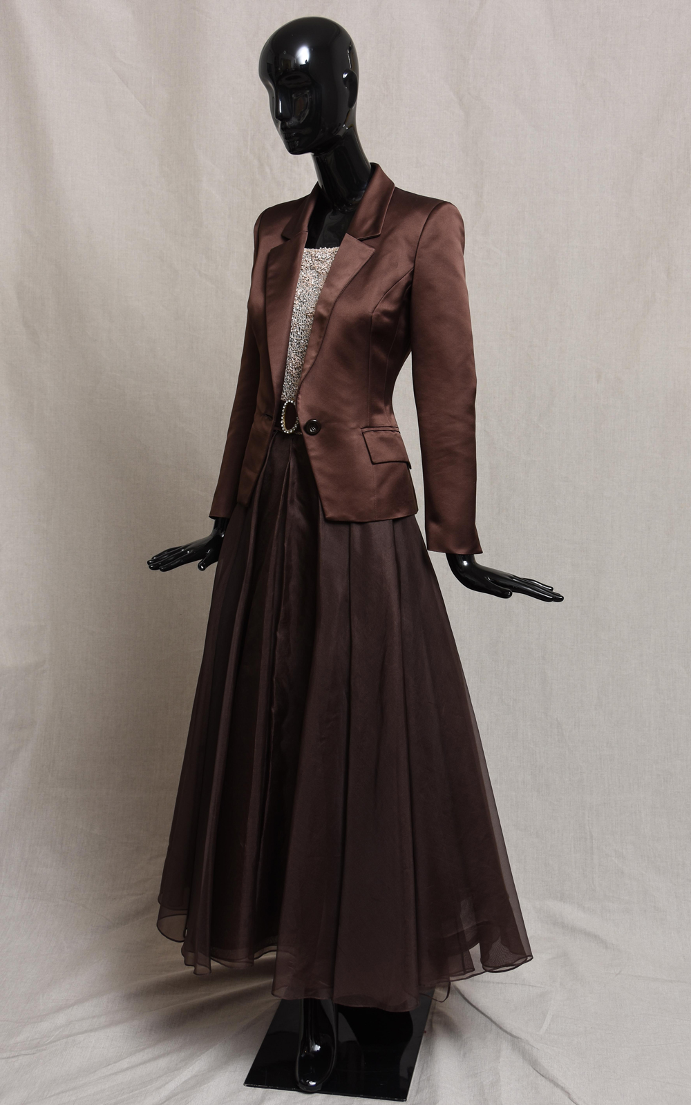 ACE dress & SALLY jacket