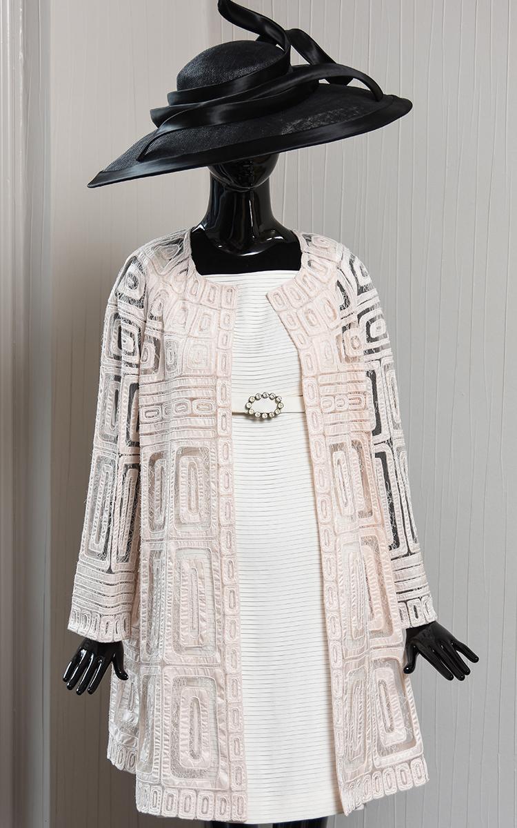 REED lace coat