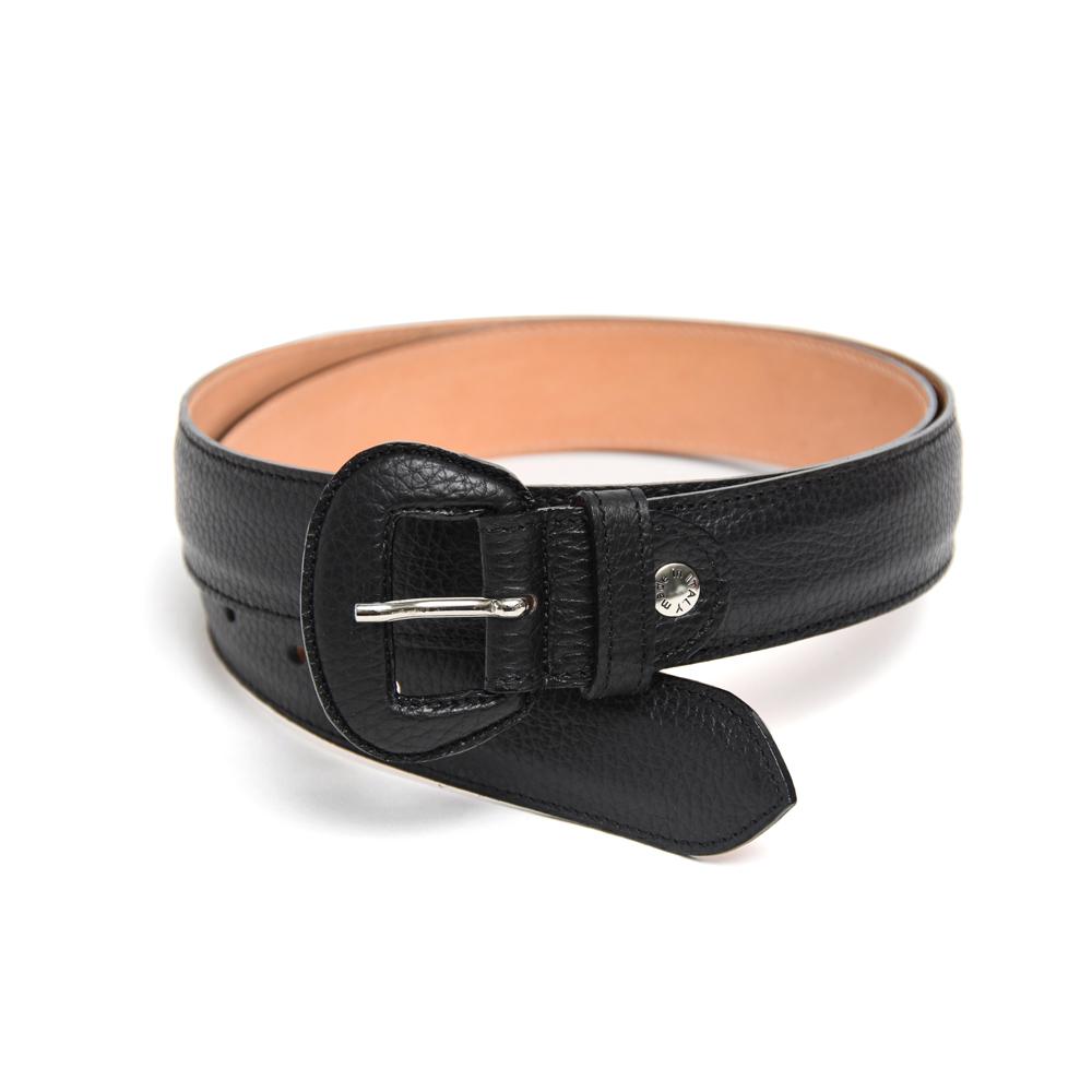 Wide Belt in Black