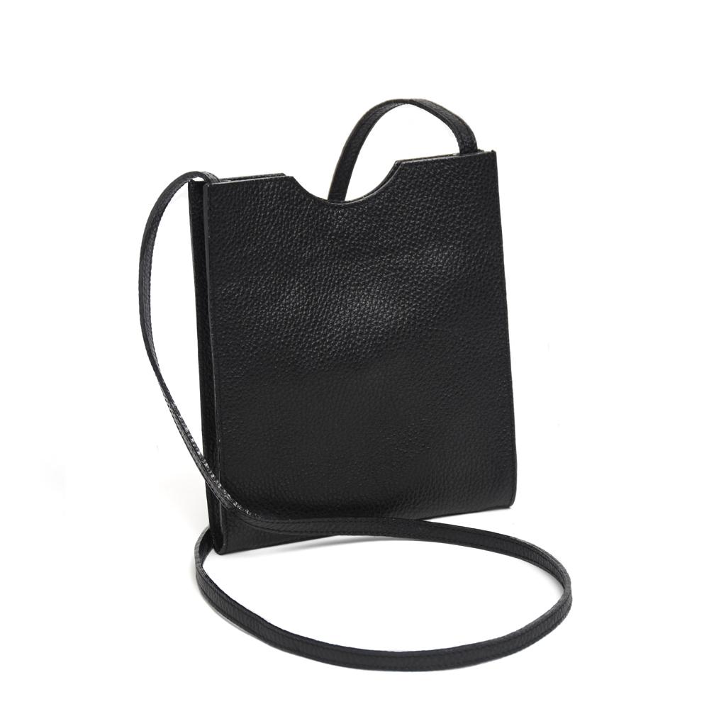 Small Cross Body Bag in Black