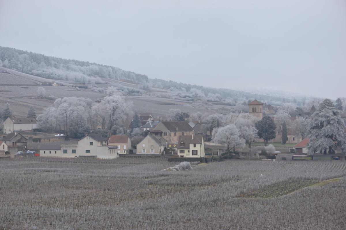 Gevrey in Winter