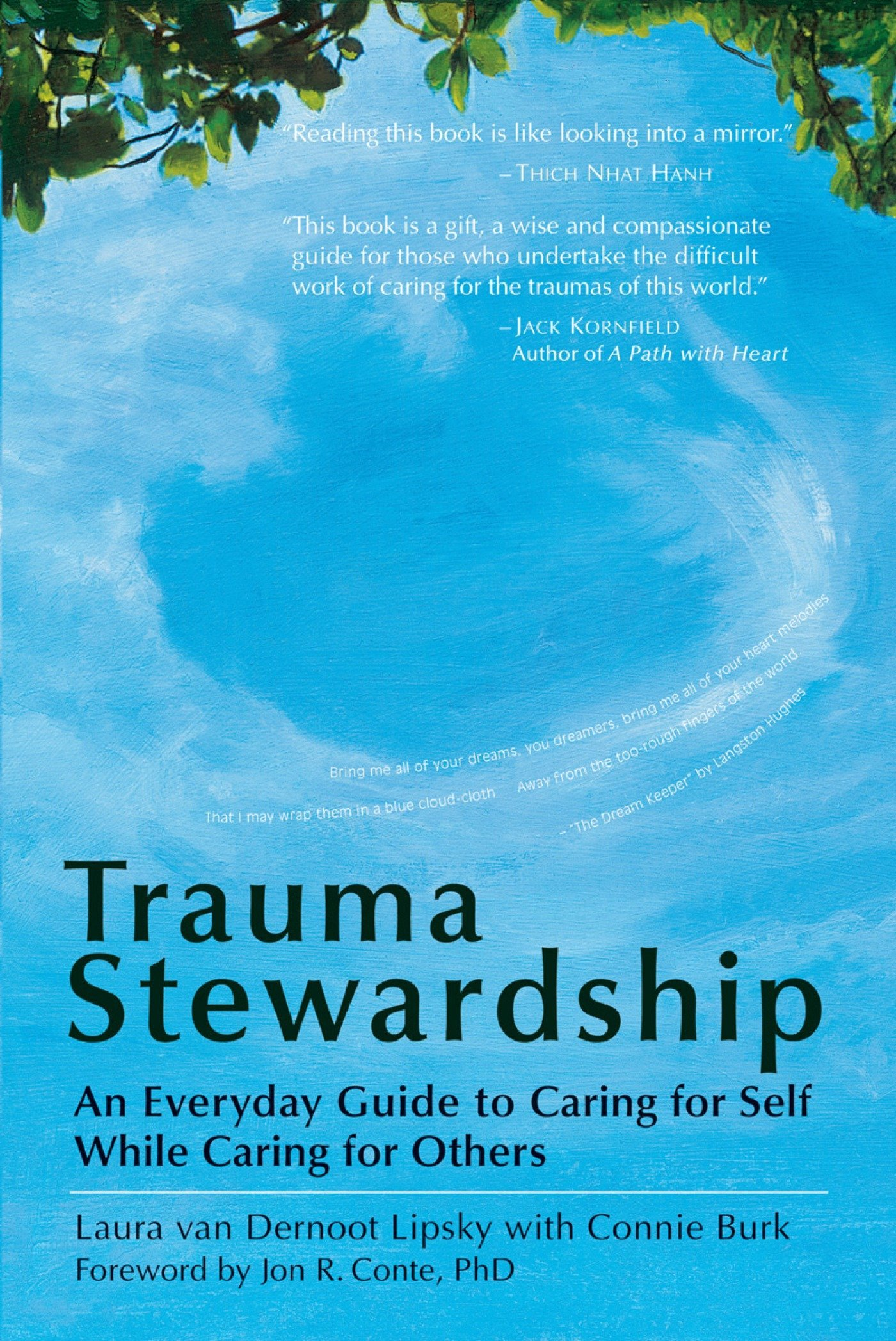 Trauma Stewardship: An Everyday Guide to Caring for Self While Caring for Others -