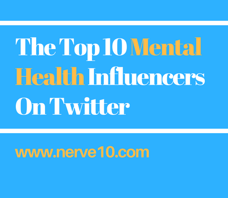 The Top 10 Mental Health Influencers on Twitter Blog Image