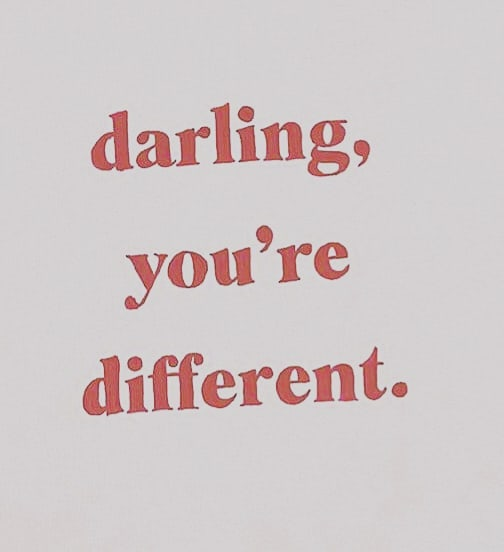 Being different isn't a bad thing. .  Unique. One of a kind.  Special. Independent. Distinct. In this entire world, there's only one YOU. That's amazing .  Different can also identify your growth as a person. It can indicate positive change. Transformation. .  Different is good, darlings. . . . . #personalgrowth #transformation #differentisgood #mentalhealthjourney #mentalhealthrecovery #mentalillnessrecovery #recoveryispossible #recoveryquotes #sober #soberaf #soberlifestyle #soberlife #soberliving #beunique #mentalhealthquotes #anxietyquotes #youareloved #youaregreat #youarewhatyouthink #youarebeautiful #selfloveisthebestlove #selfloveclub #selfaffirmation #affirmations #positiveaffirmations #selfesteemquotes #selfesteemquote
