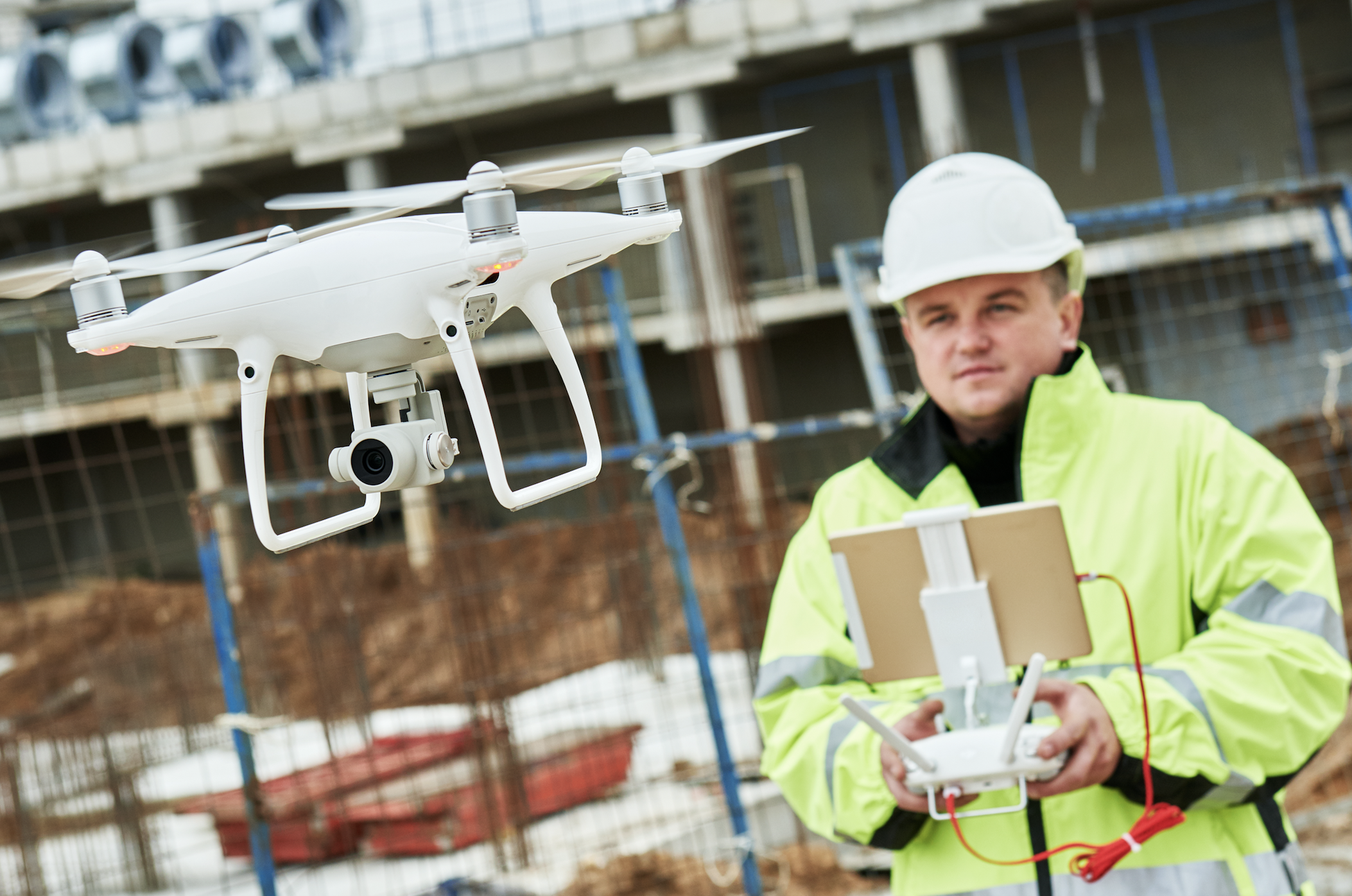 Trusted Provider - Thanks to our industrial background our drone pilots are trusted to fly on active construction sites and in industrial facilities around Ireland. 4Risk Drones works closely with clients to honour site specific requirements.