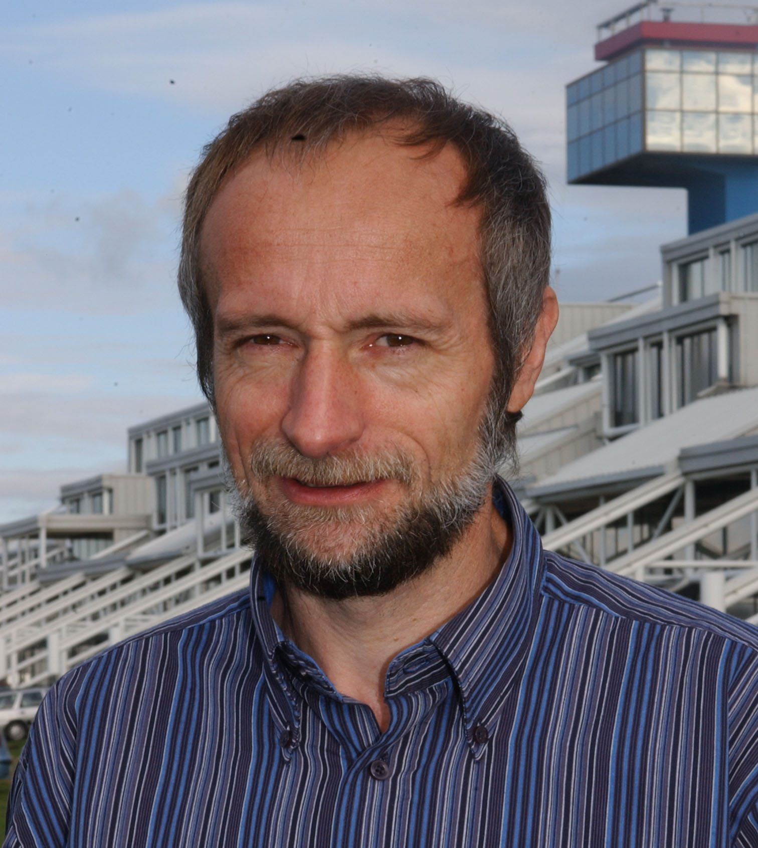 Serge Planton - Ingénieur/chercheur - CNRM, Météo-France/CNRS