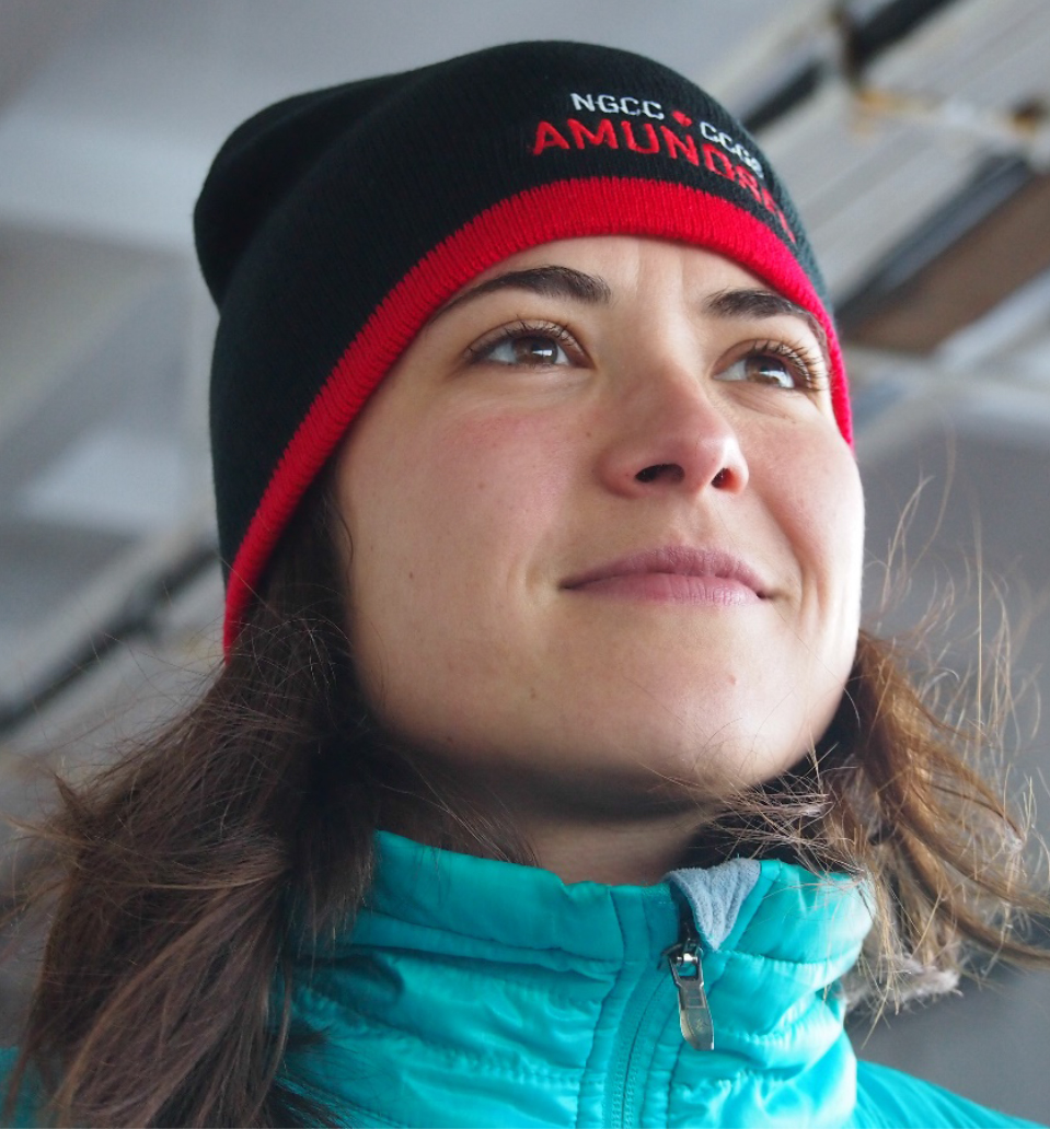 Melanie Grenier - Postdoctorante Labo - LEGOS/CNRS