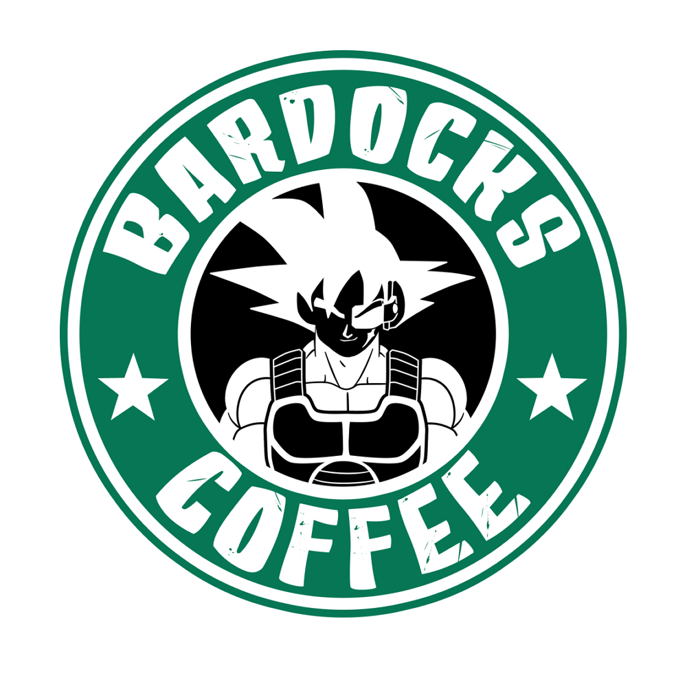 Bardocks Coffee - Don't even talk to me before I've defeated Frieza.