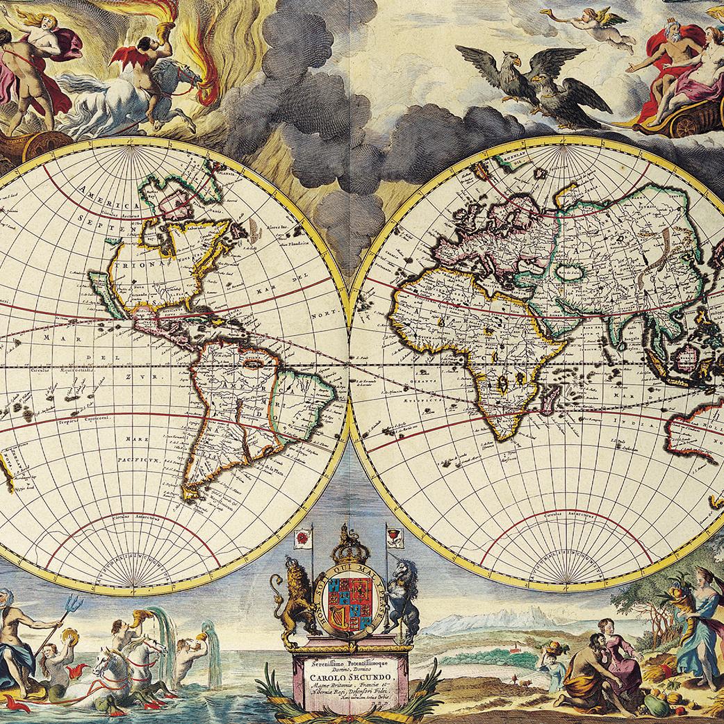 Rare Old Maps & Charts
