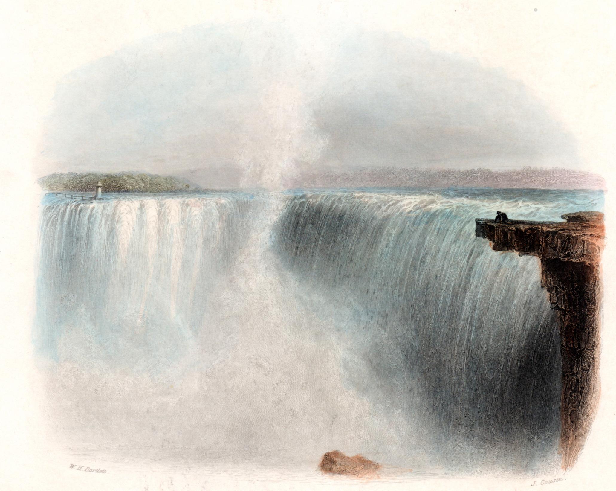 Allom, Thomas / Bartlett, Wm Henry –Canadian Scenery