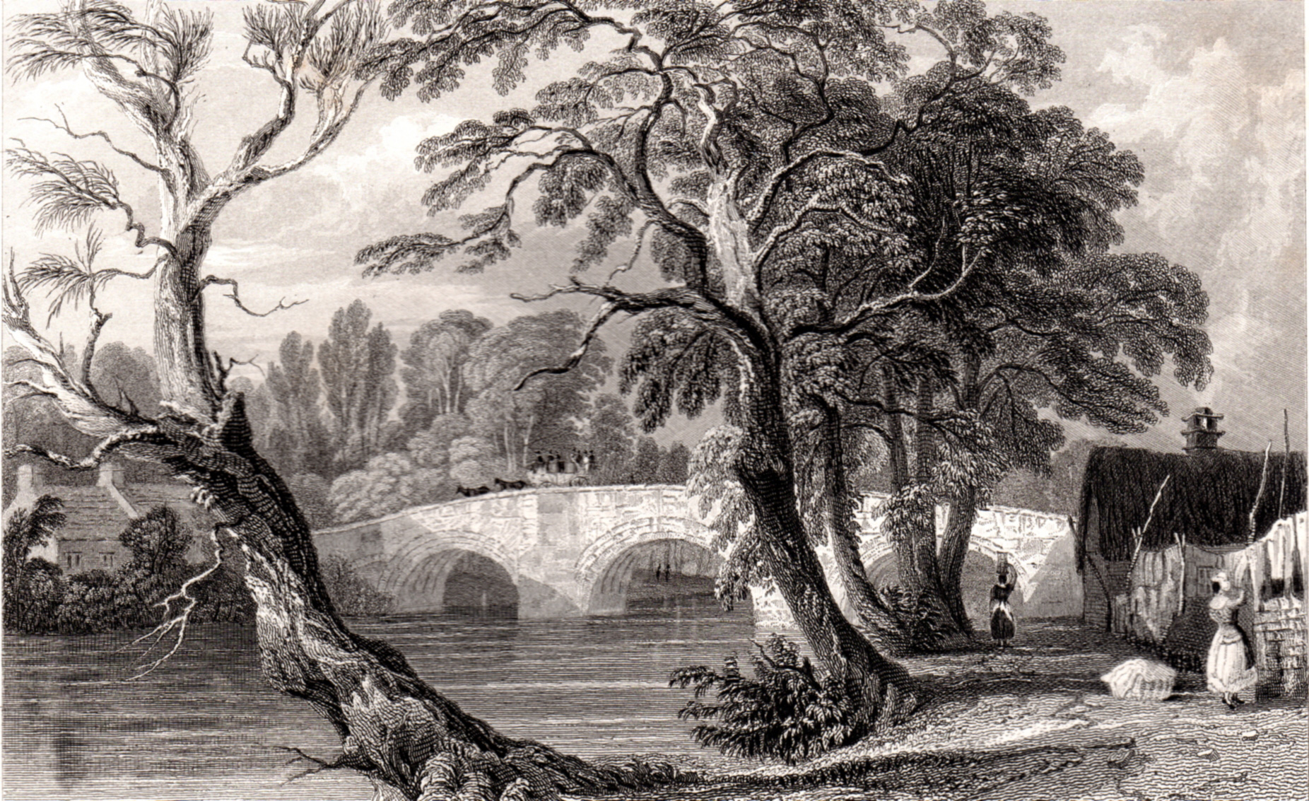 Allom, Thomas / Great Britain (Westmorland, Cumberland, etc.)
