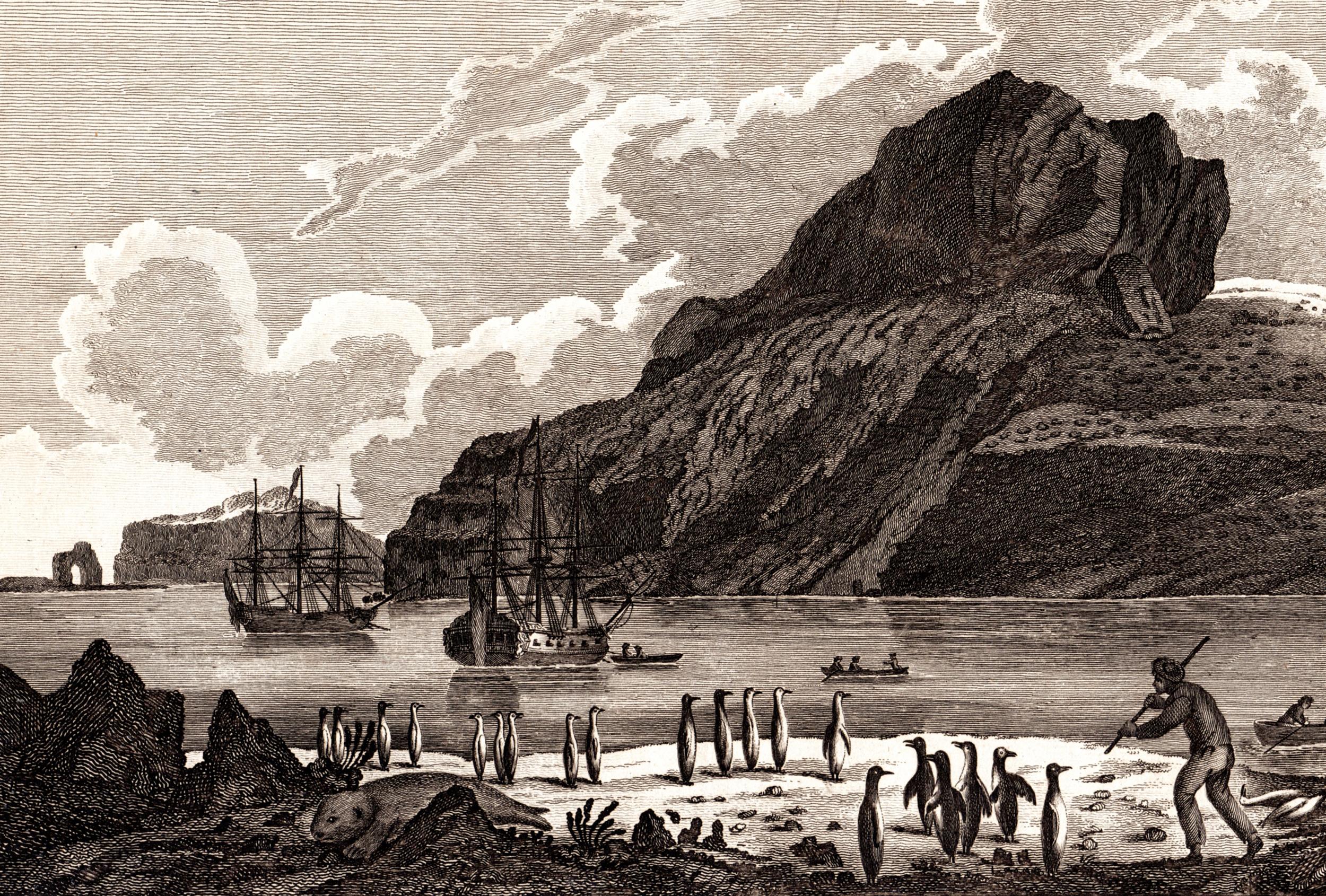 Anderson, George Wm / Capt. Cook's Voyages