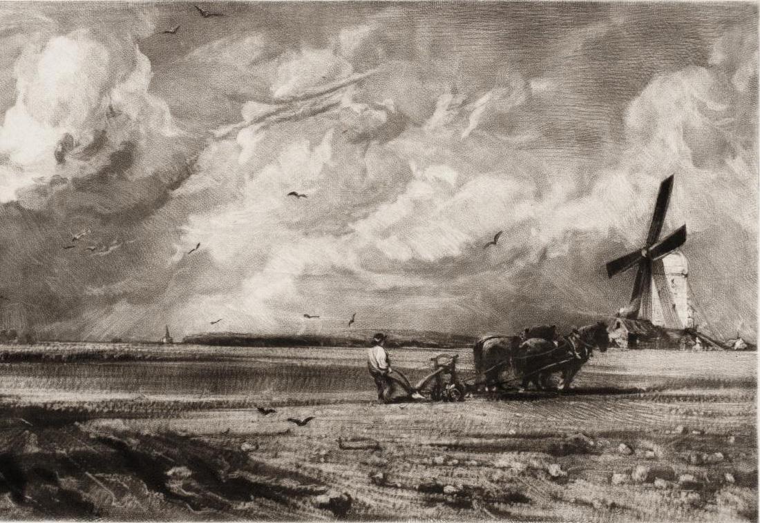 Constable, John / English Landscape Scenery