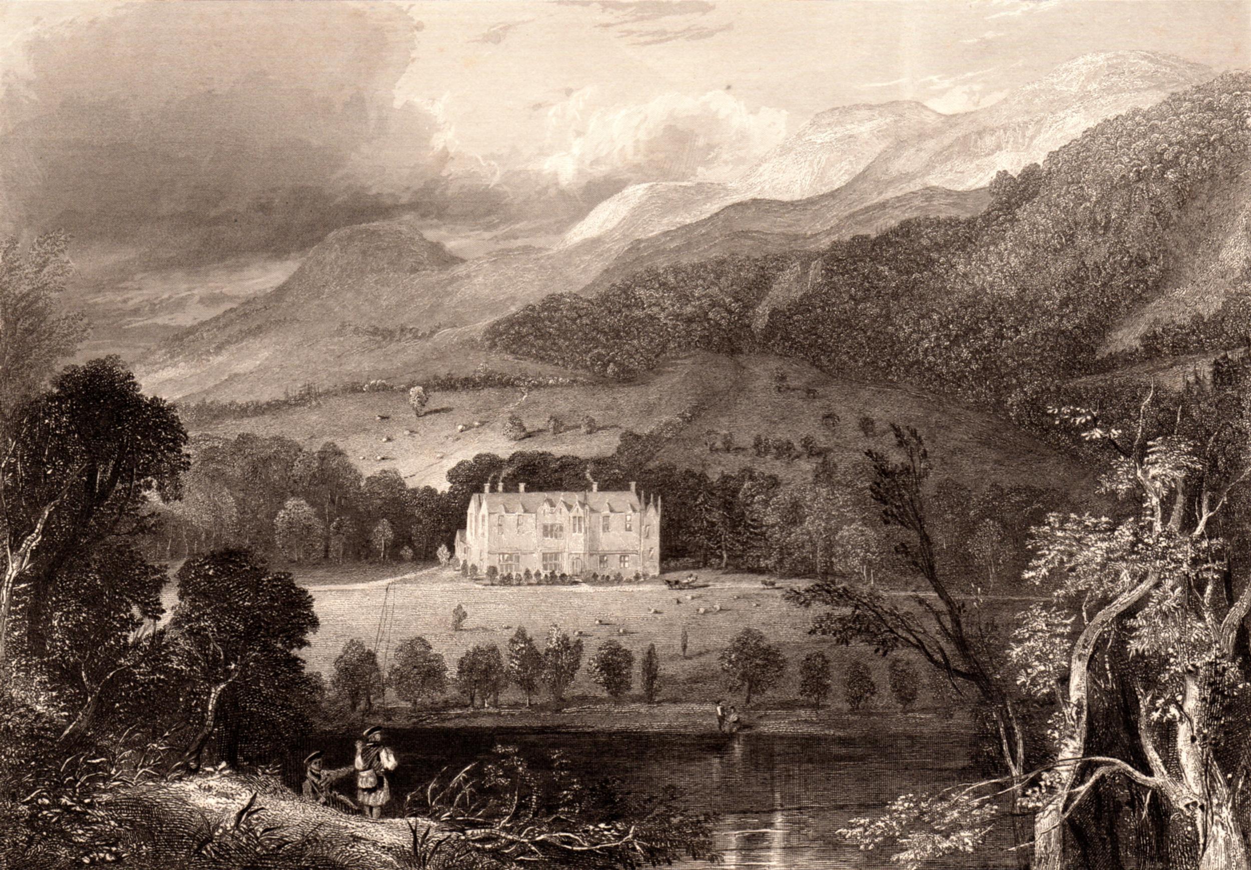 Hooker, Sir W.J. / Perthshire, Scotland
