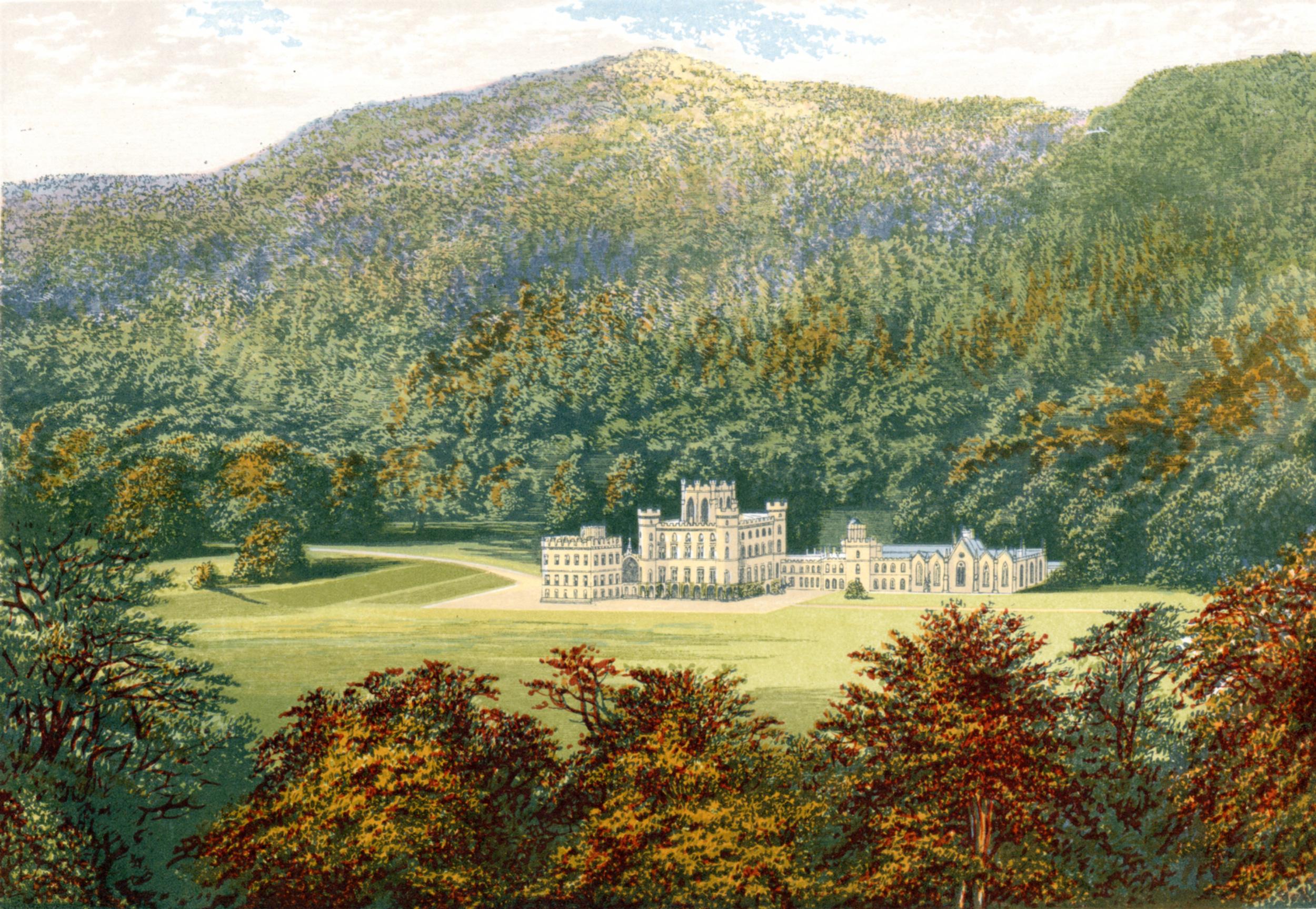 Morris, Rev. F.O. / British Estates