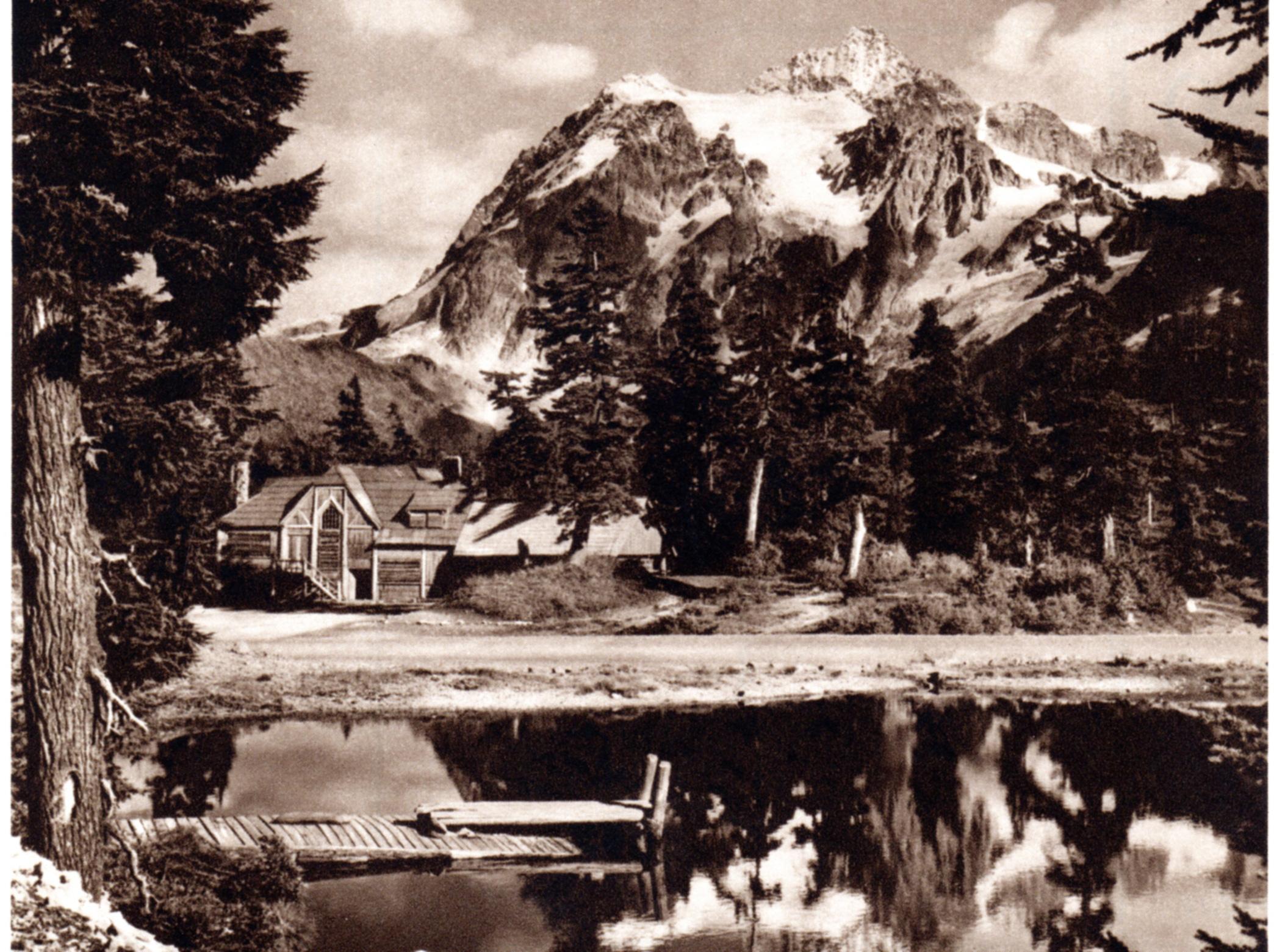 Northwest US vintage photos