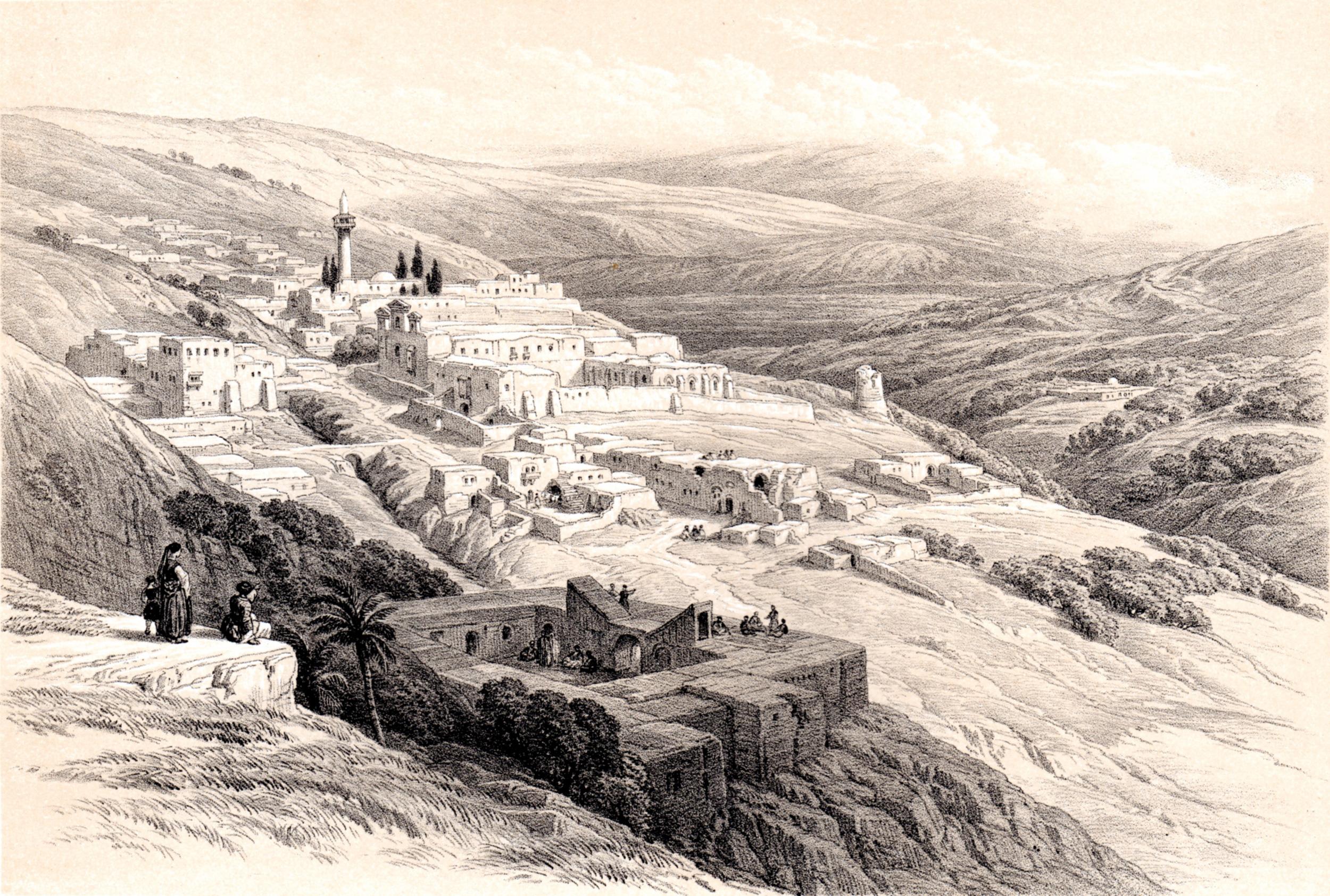 Roberts, David / Jerusalem & Galilee