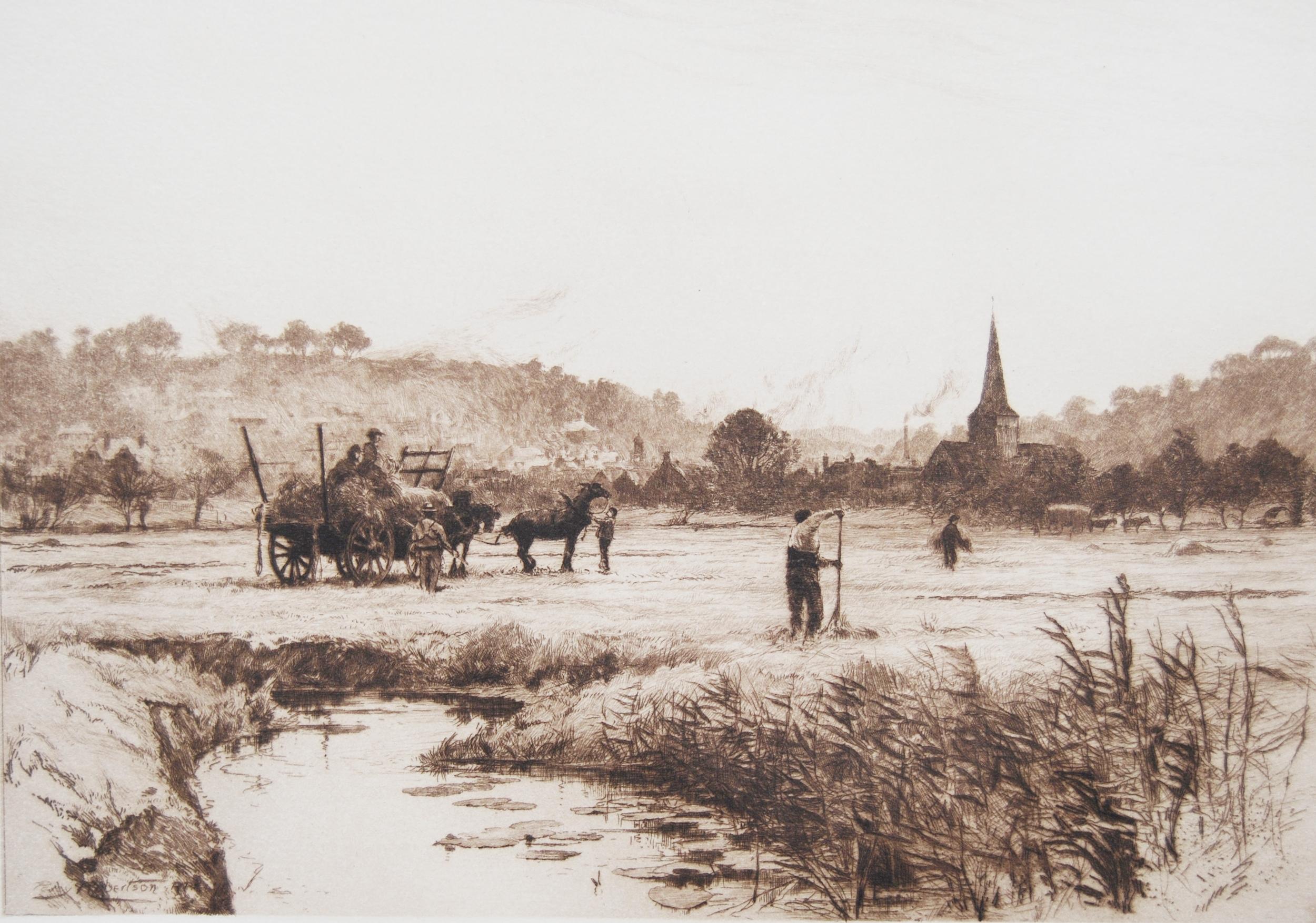 Robertson, Percy / Surrey Landscapes